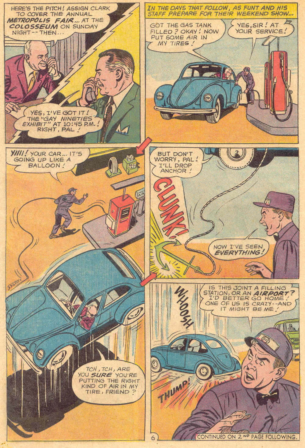 Read online Action Comics (1938) comic -  Issue #345 - 8