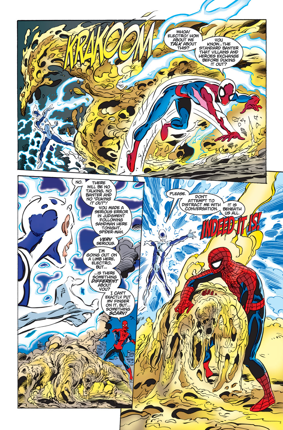 The Amazing Spider-Man (1999) 17 Page 16