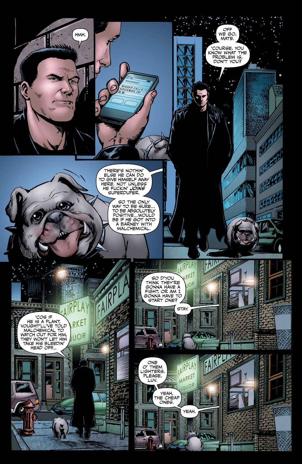 Read online The Boys Omnibus comic -  Issue # TPB 4 (Part 1) - 96