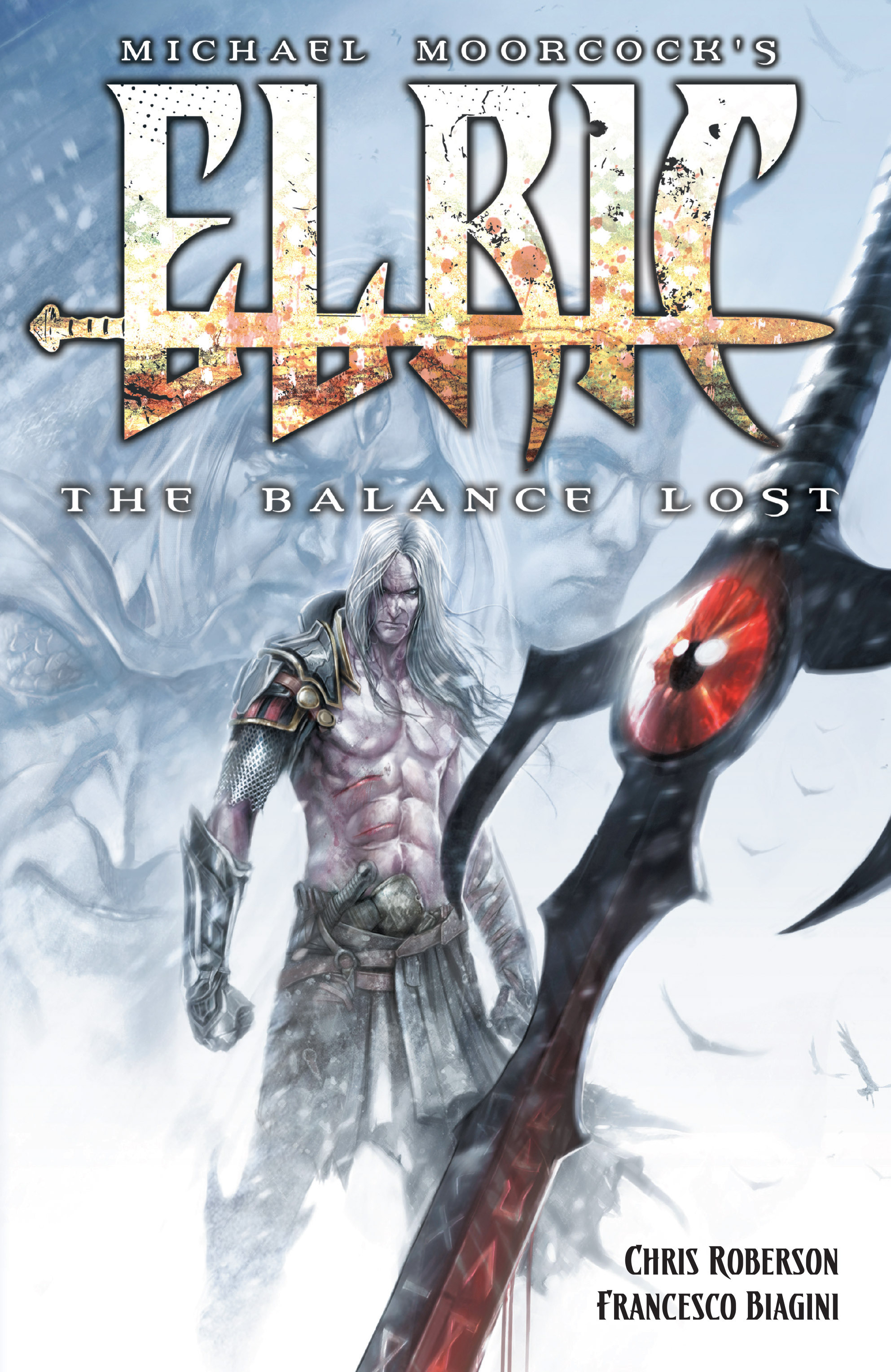 Read online Elric: The Balance Lost comic -  Issue # TPB 2 - 1