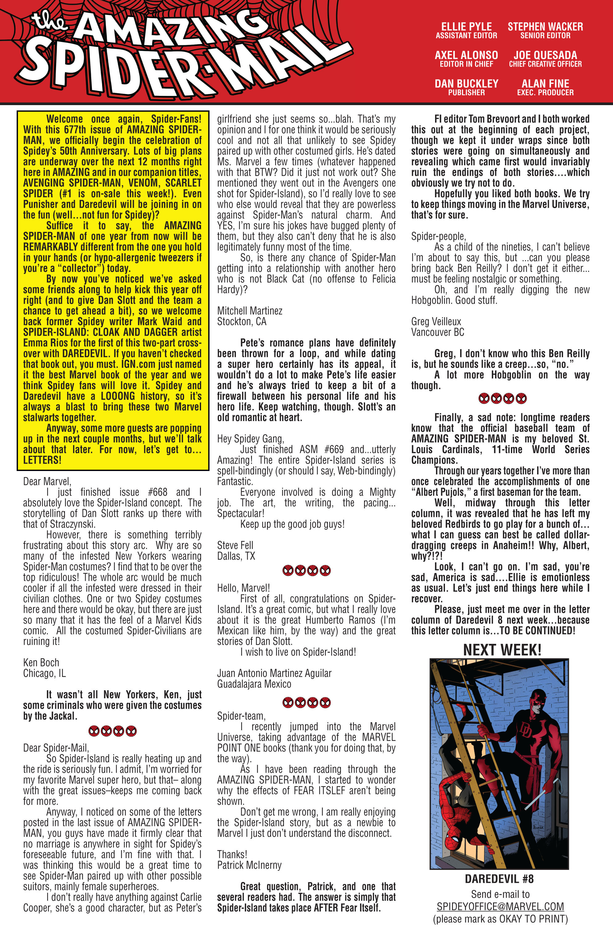 The Amazing Spider-Man (1963) 677 Page 22