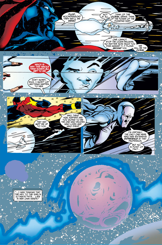 Captain Marvel (1999) Issue #10 #11 - English 6