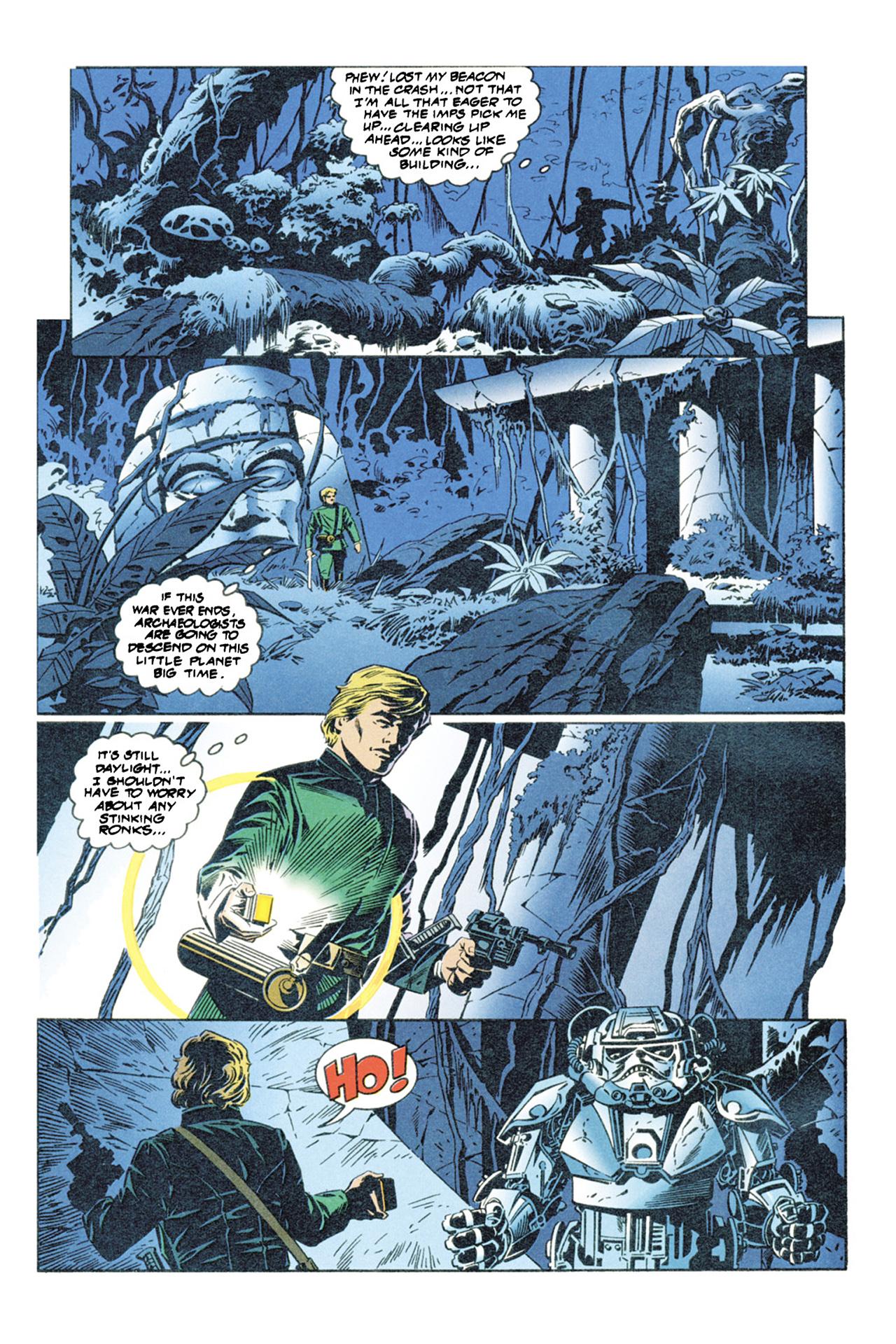 Read online Star Wars Omnibus comic -  Issue # Vol. 1 - 141