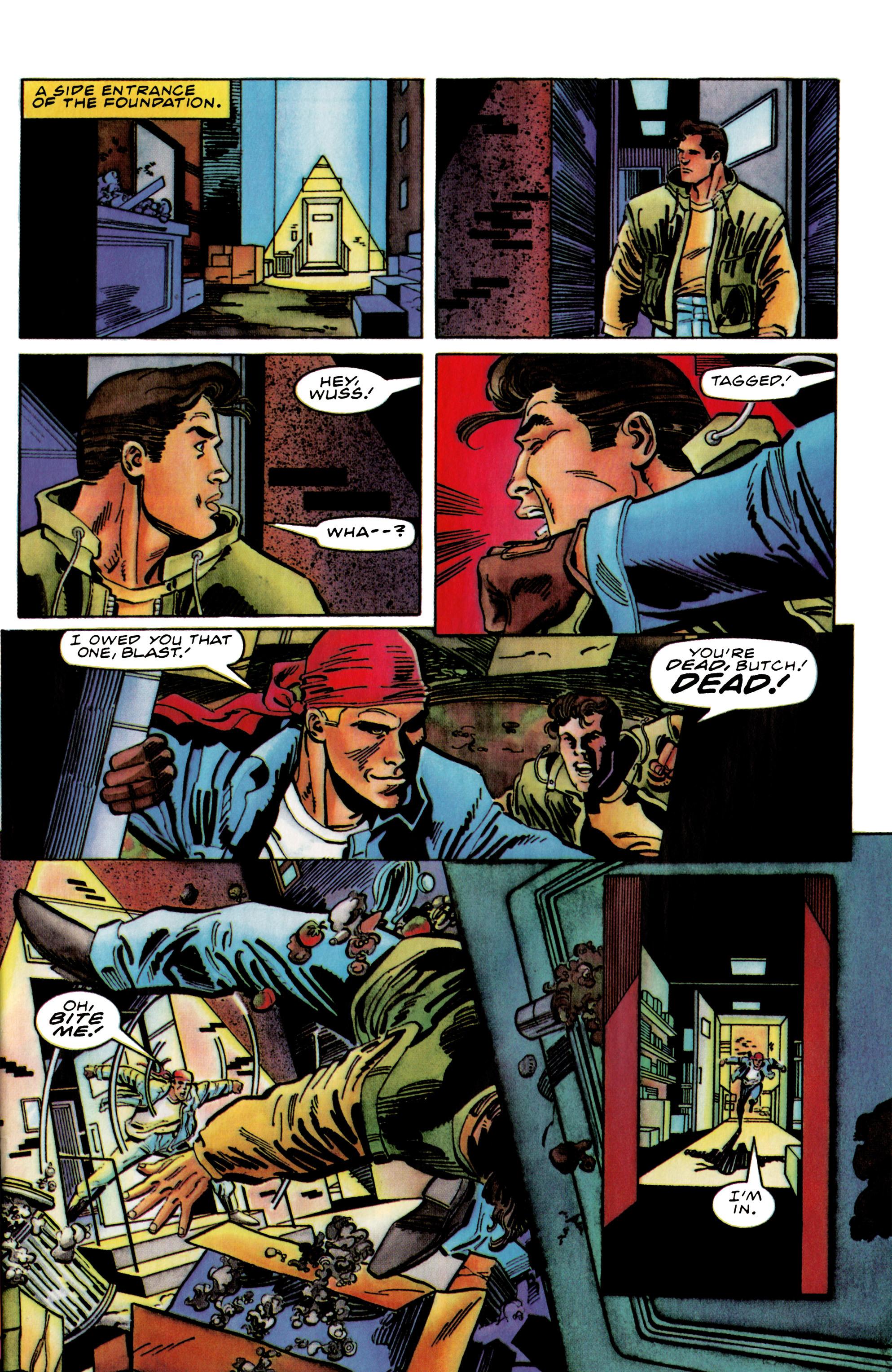 Read online Harbinger (1992) comic -  Issue #39 - 10