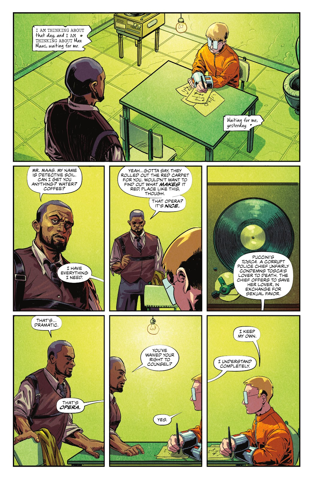 Read online Maxwell's Demons comic -  Issue #4 - 29