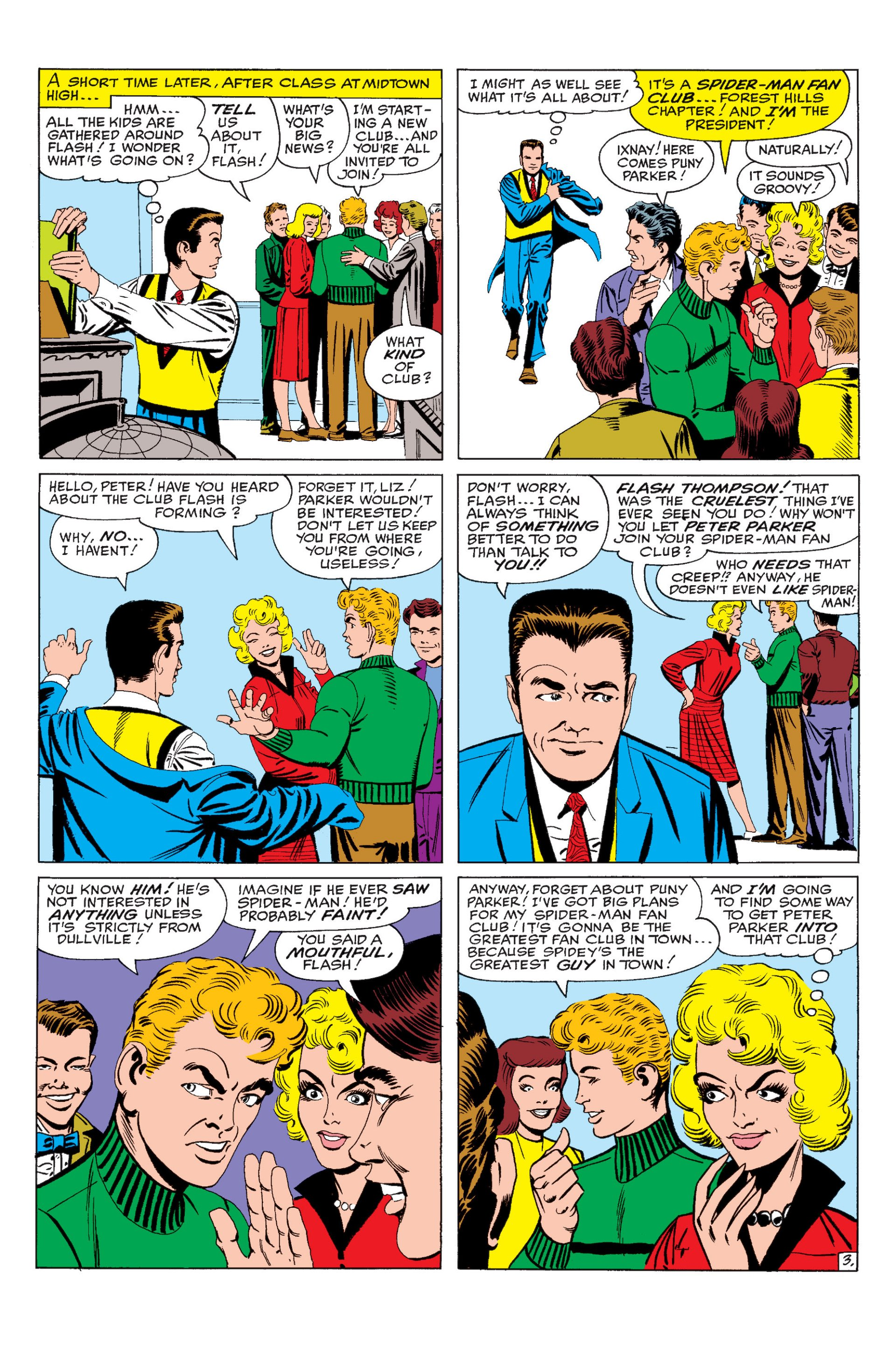 The Amazing Spider-Man (1963) 17 Page 3