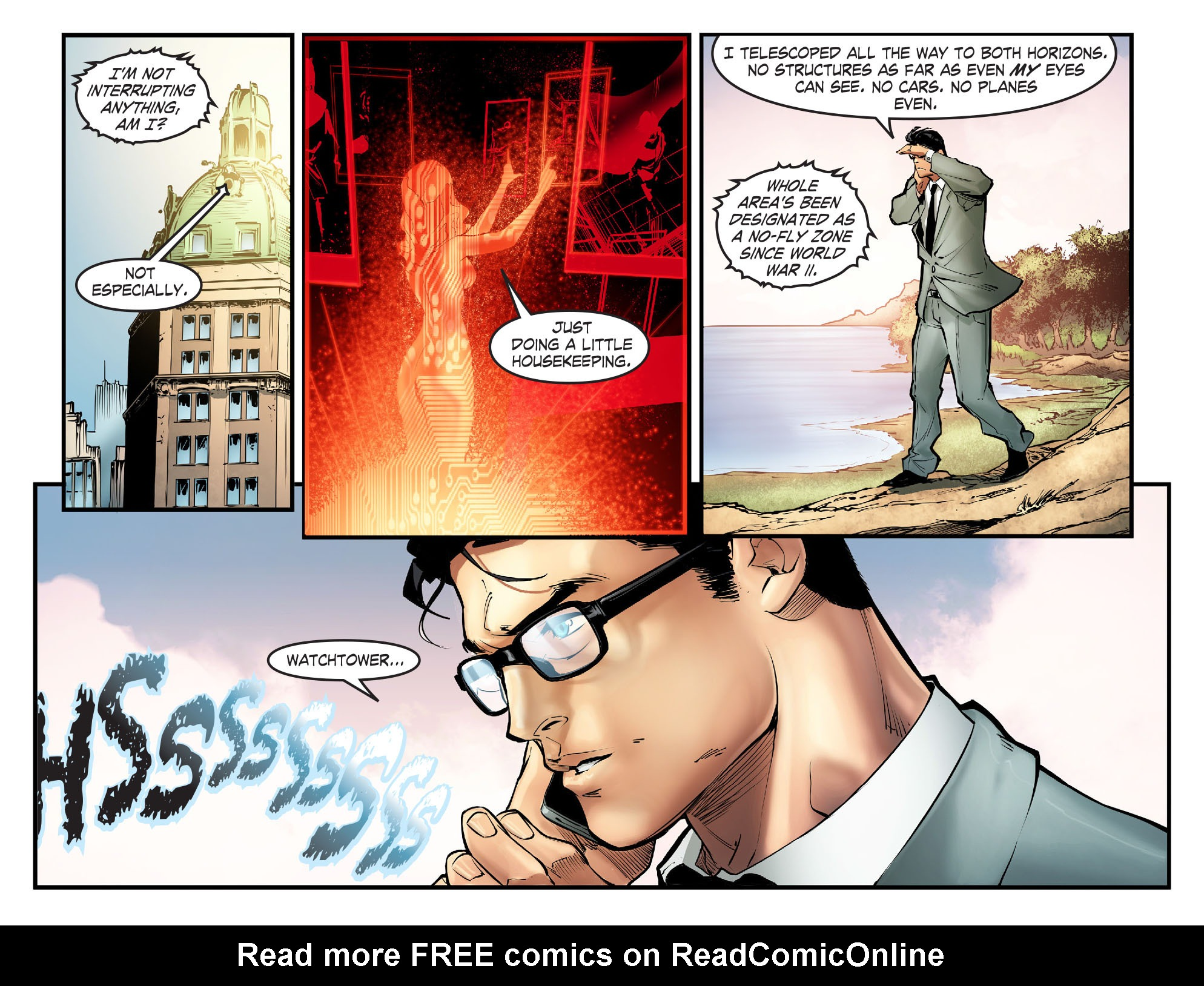 Read online Smallville: Season 11 comic -  Issue #57 - 20