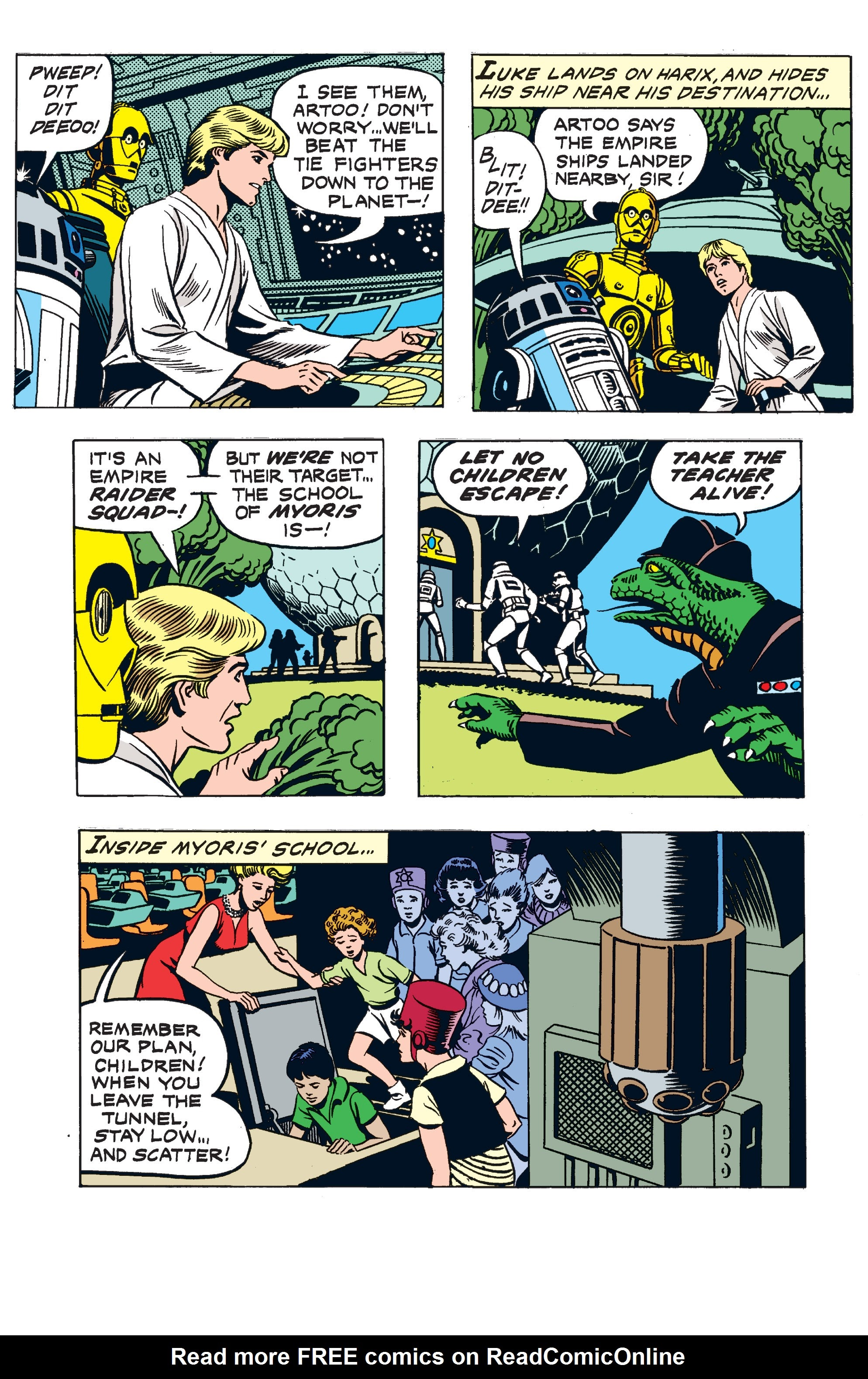 Star Wars Legends: The Newspaper Strips - Epic Collection