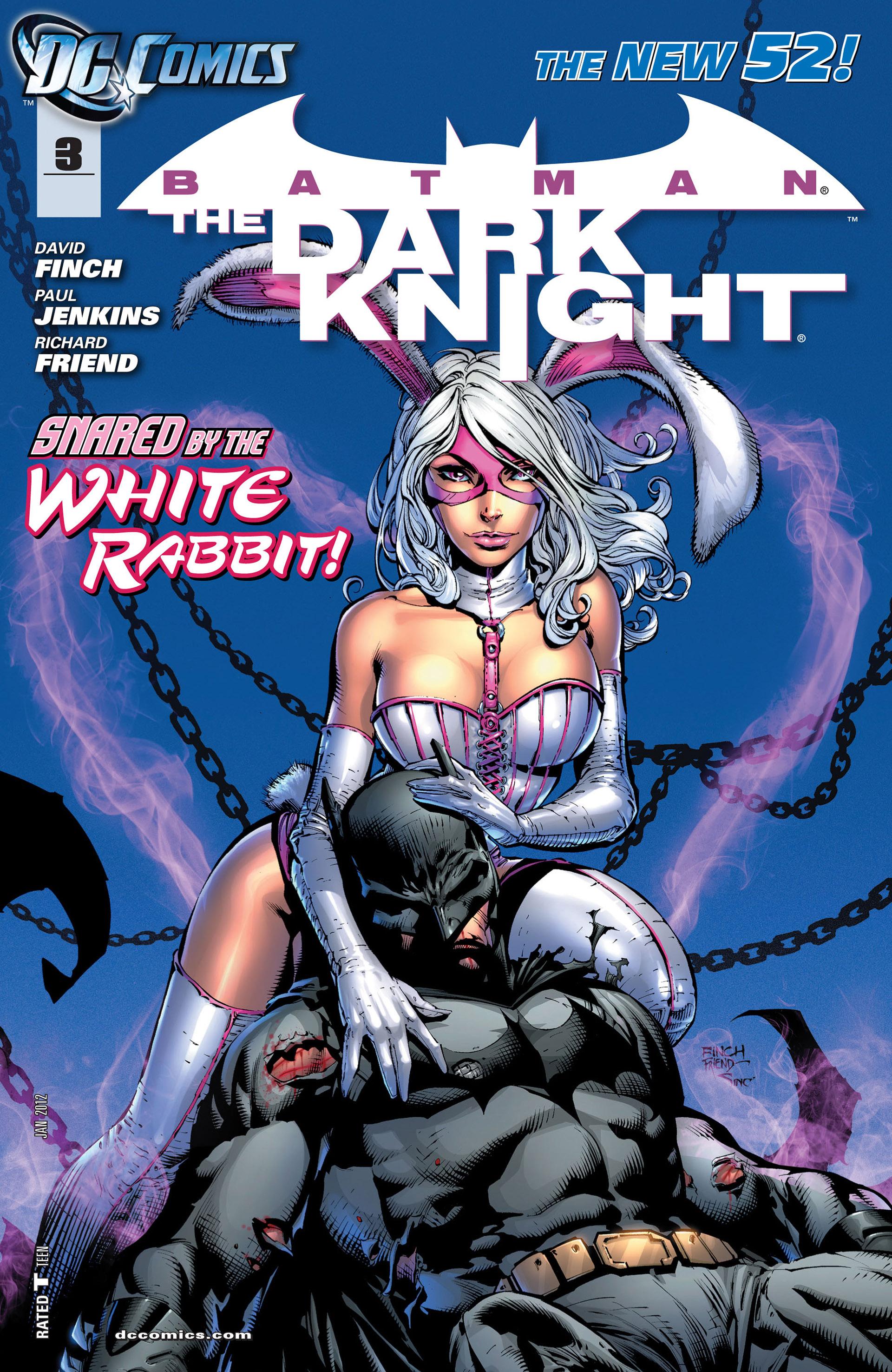 Batman: The Dark Knight [II] (2011) issue 3 - Page 1