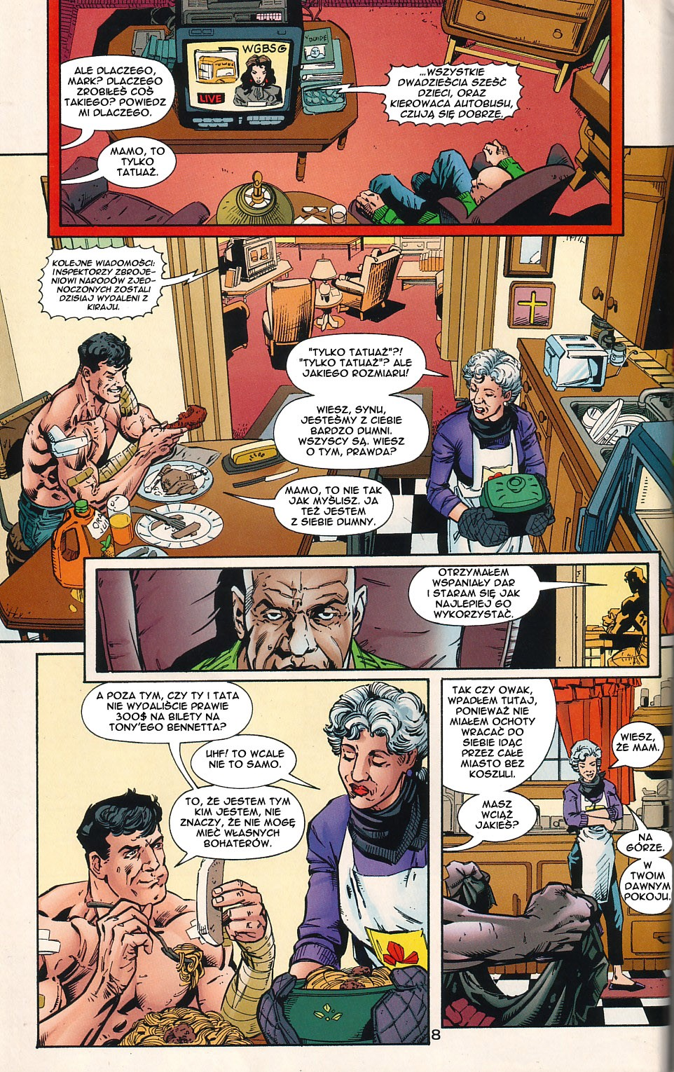 Read online JLA Superpower comic -  Issue # Full - 9