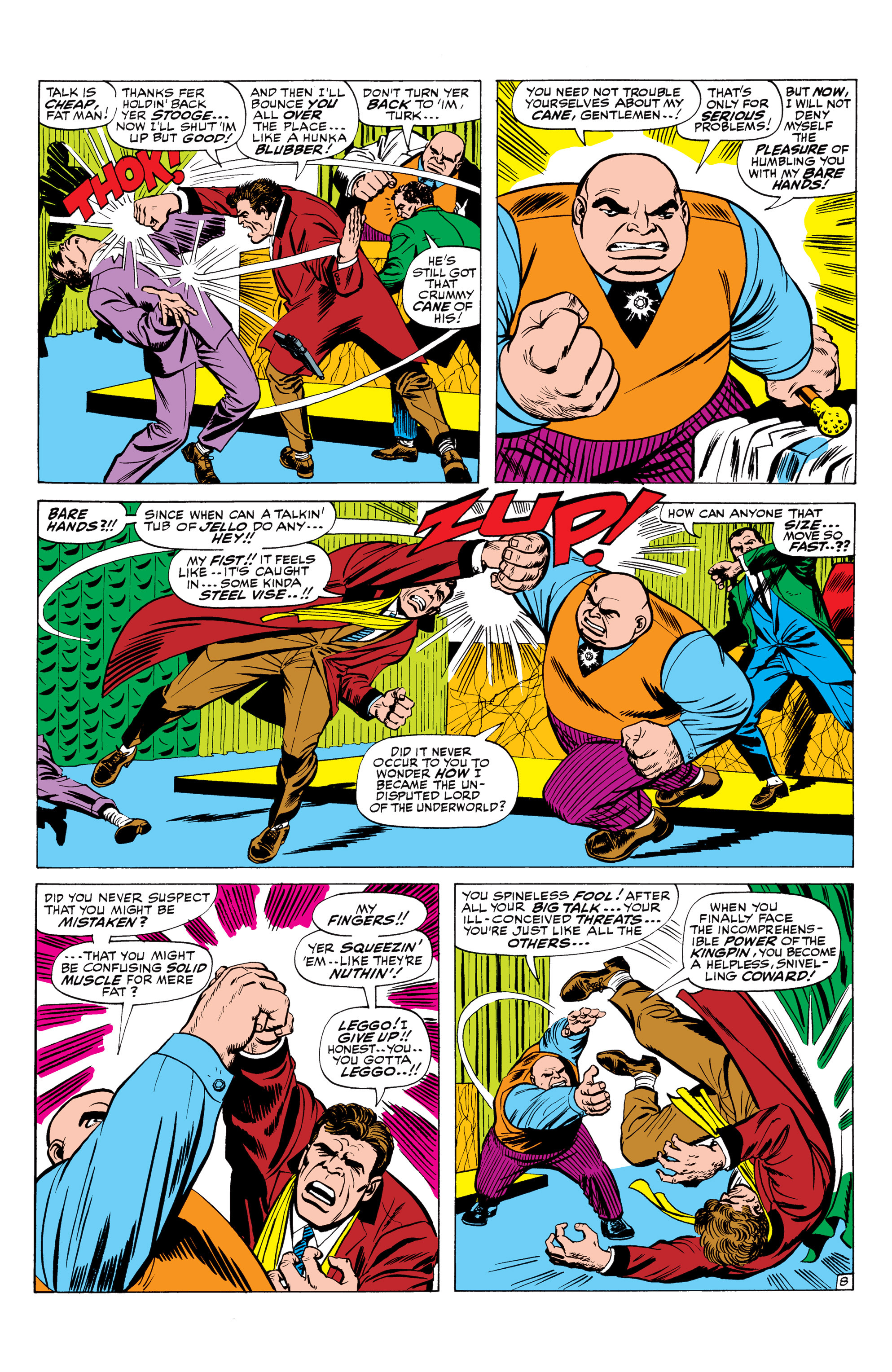 The Amazing Spider-Man (1963) 51 Page 8