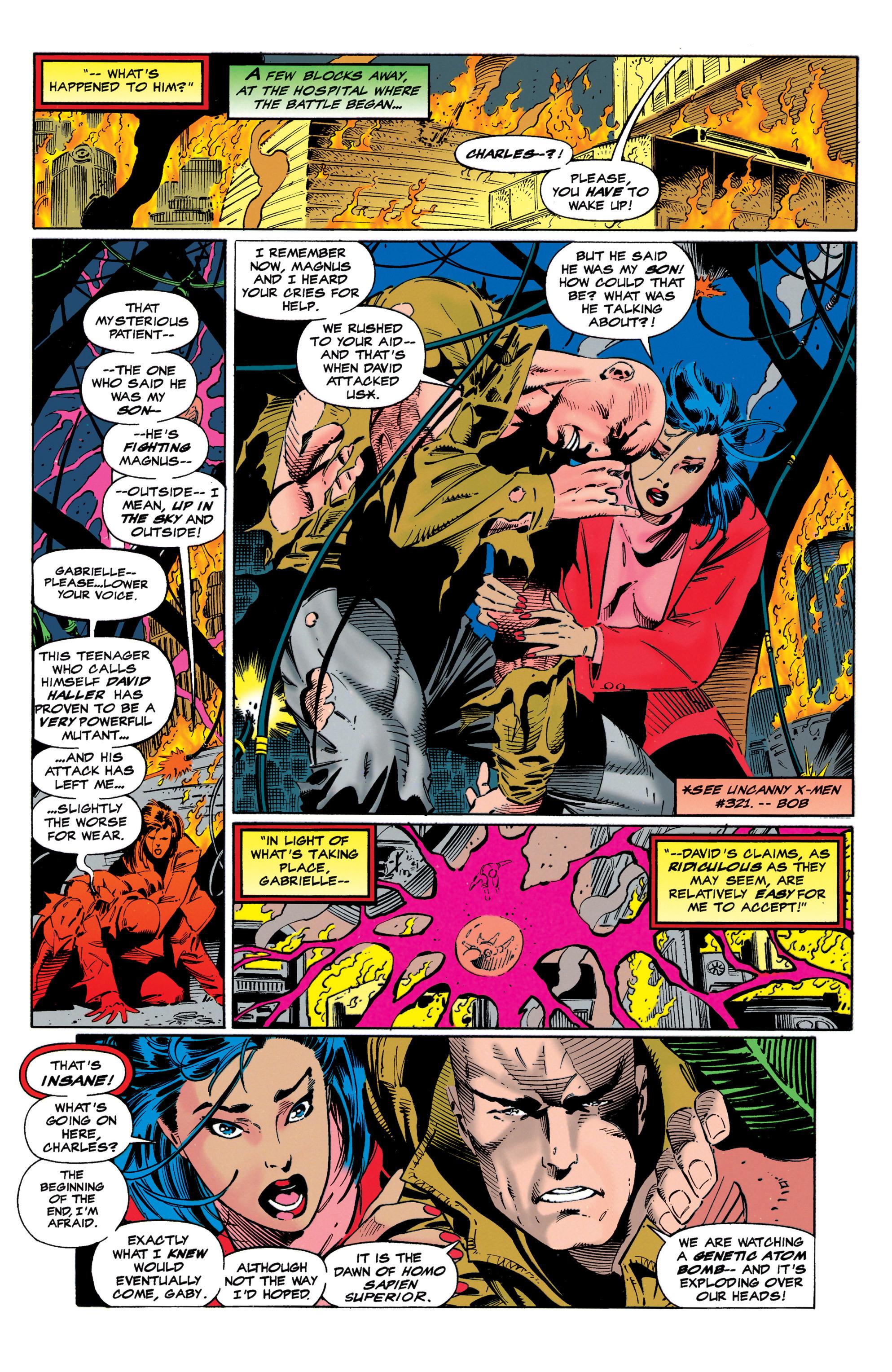 X-Men (1991) 41 Page 3