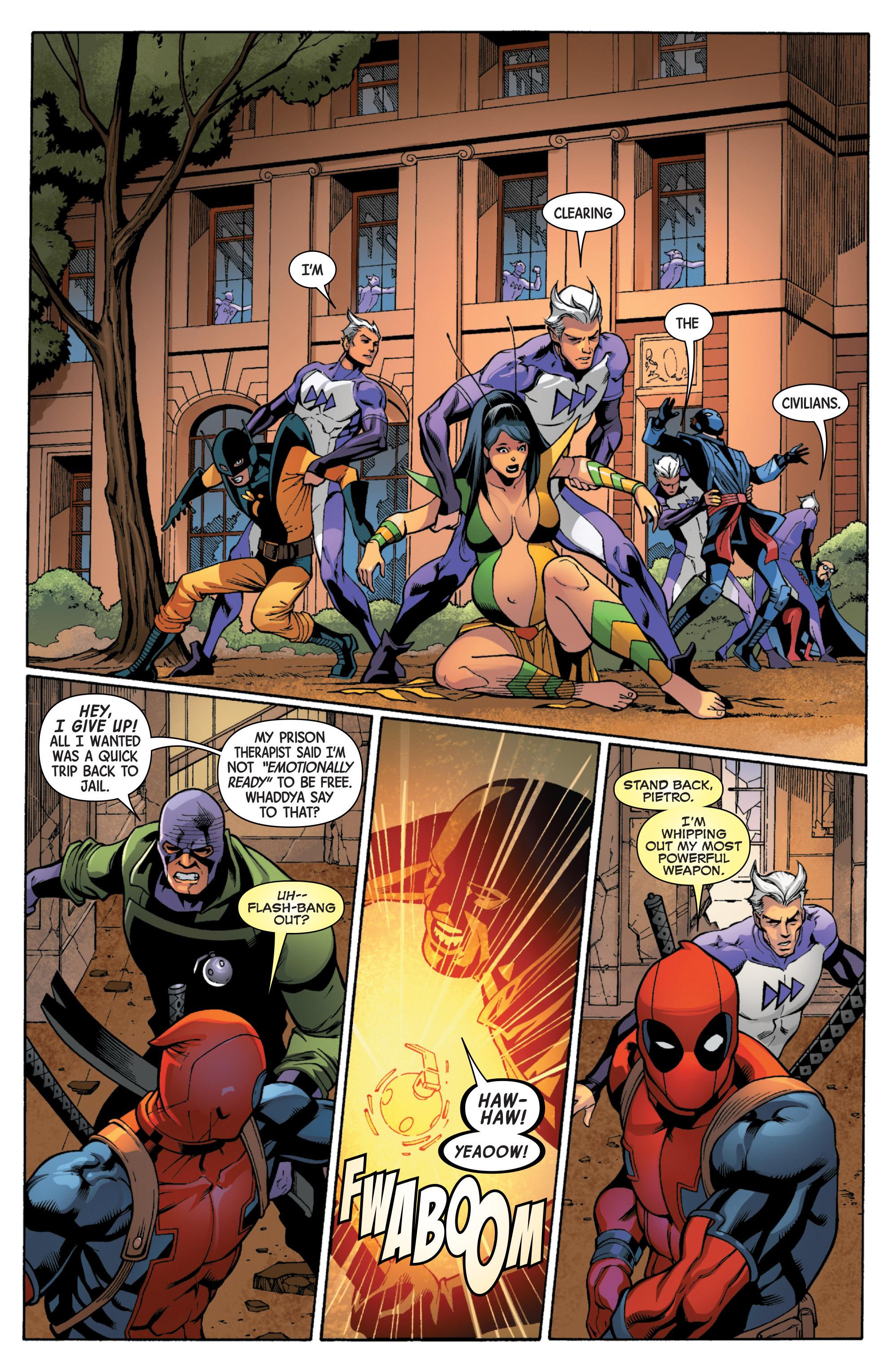 Read online Uncanny Avengers [II] comic -  Issue #6 - 16