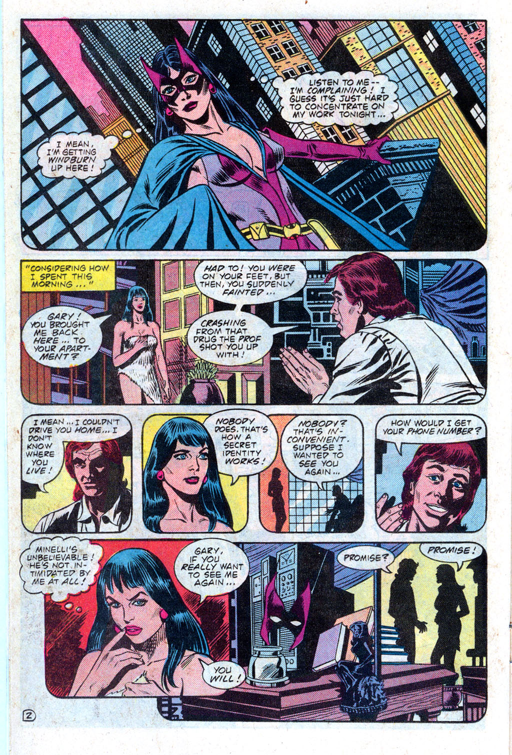 Read online Wonder Woman (1942) comic -  Issue #308 - 26