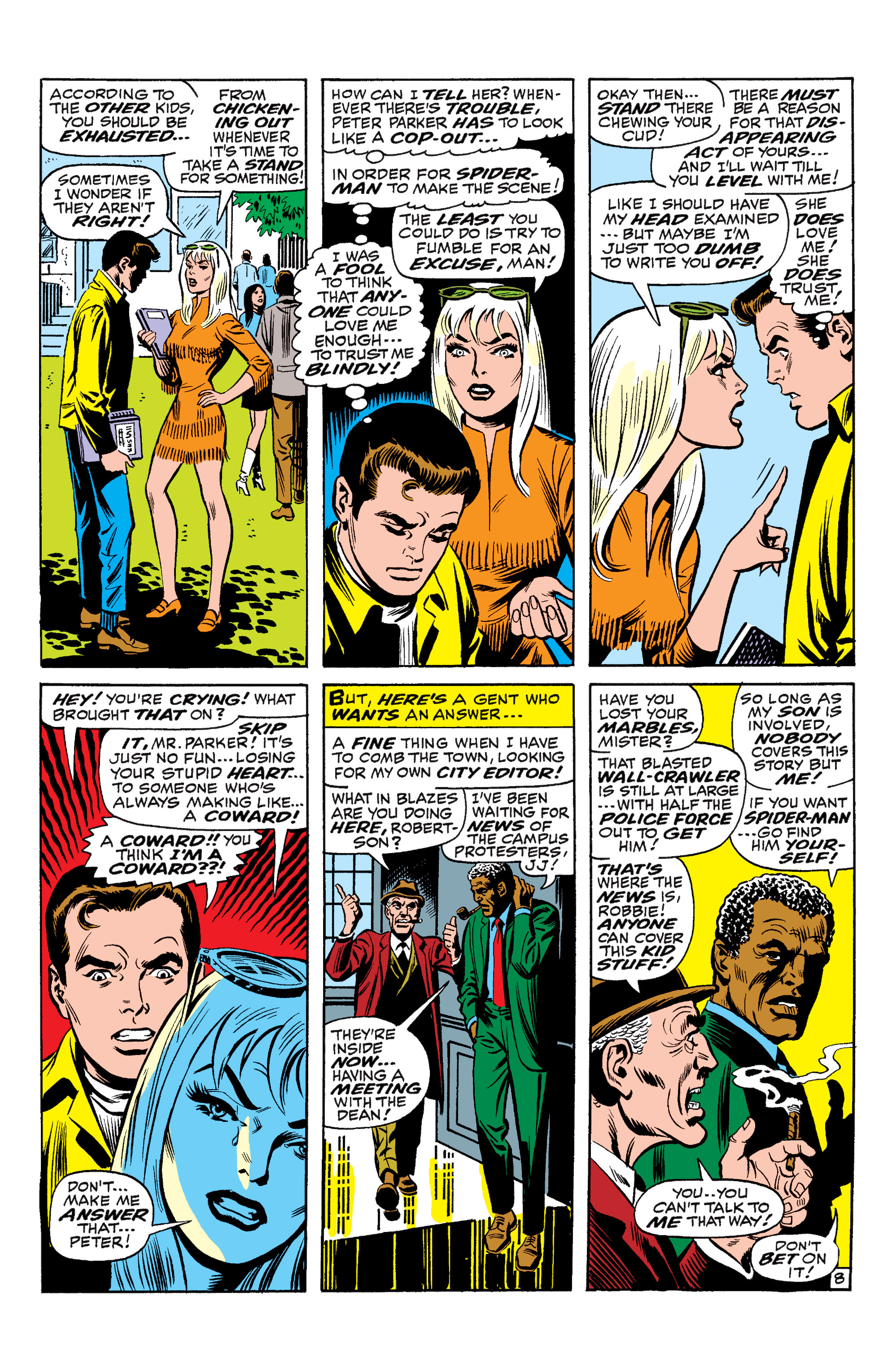 The Amazing Spider-Man (1963) 70 Page 8