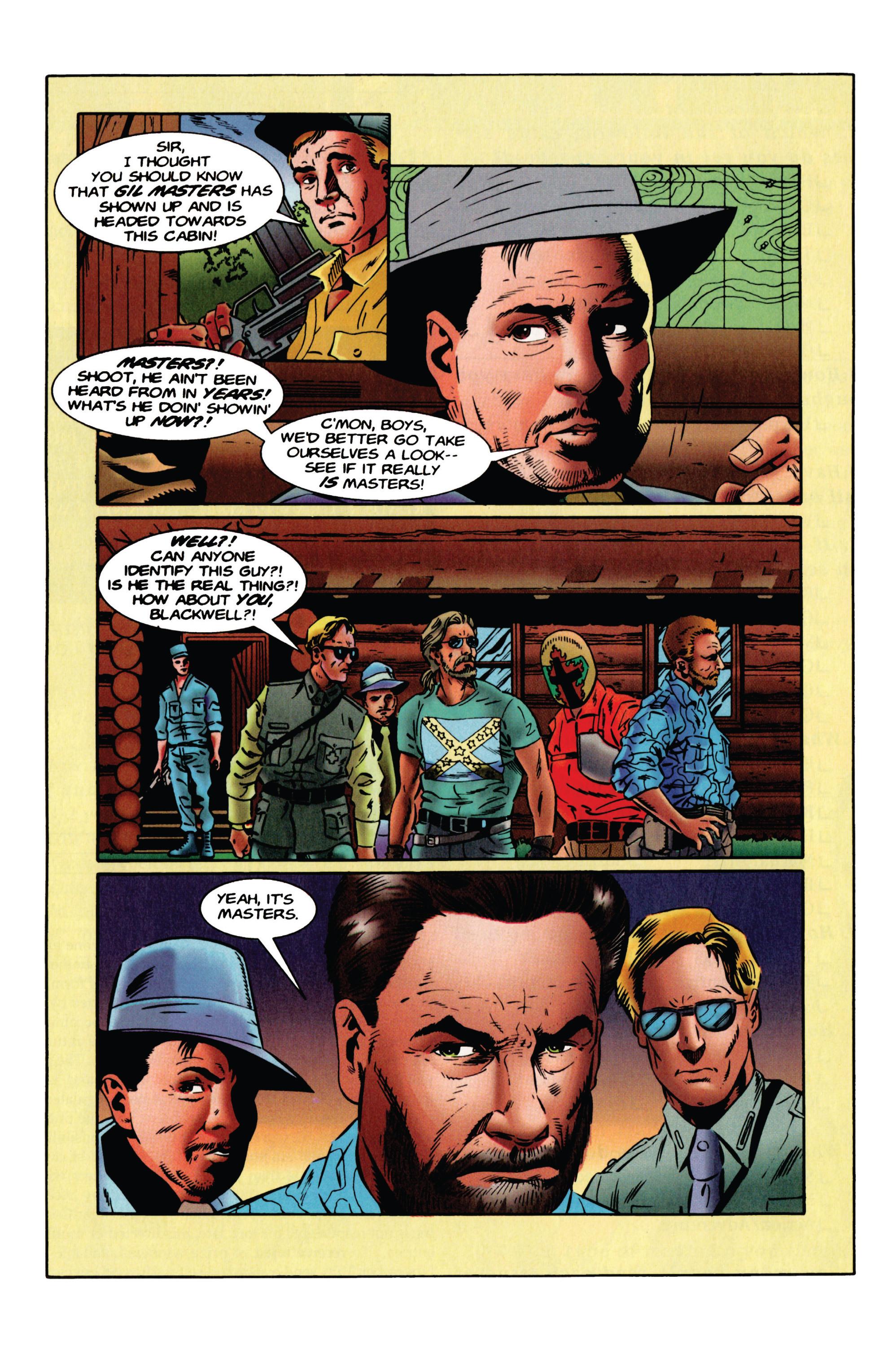 Read online Eternal Warrior (1992) comic -  Issue #43 - 13