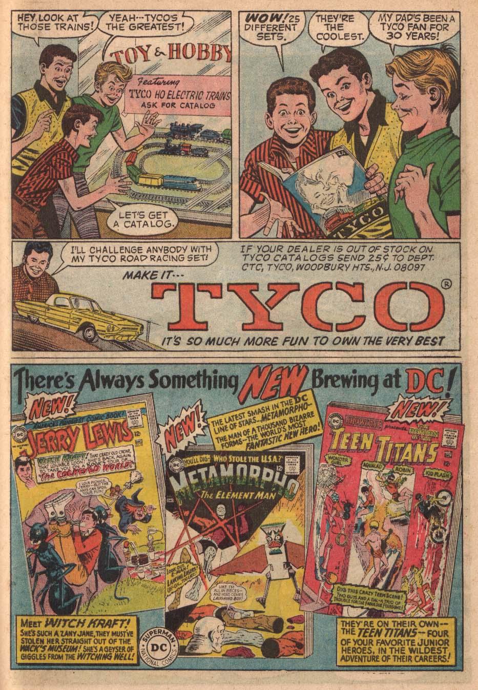 Read online Adventure Comics (1938) comic -  Issue #338 - 23