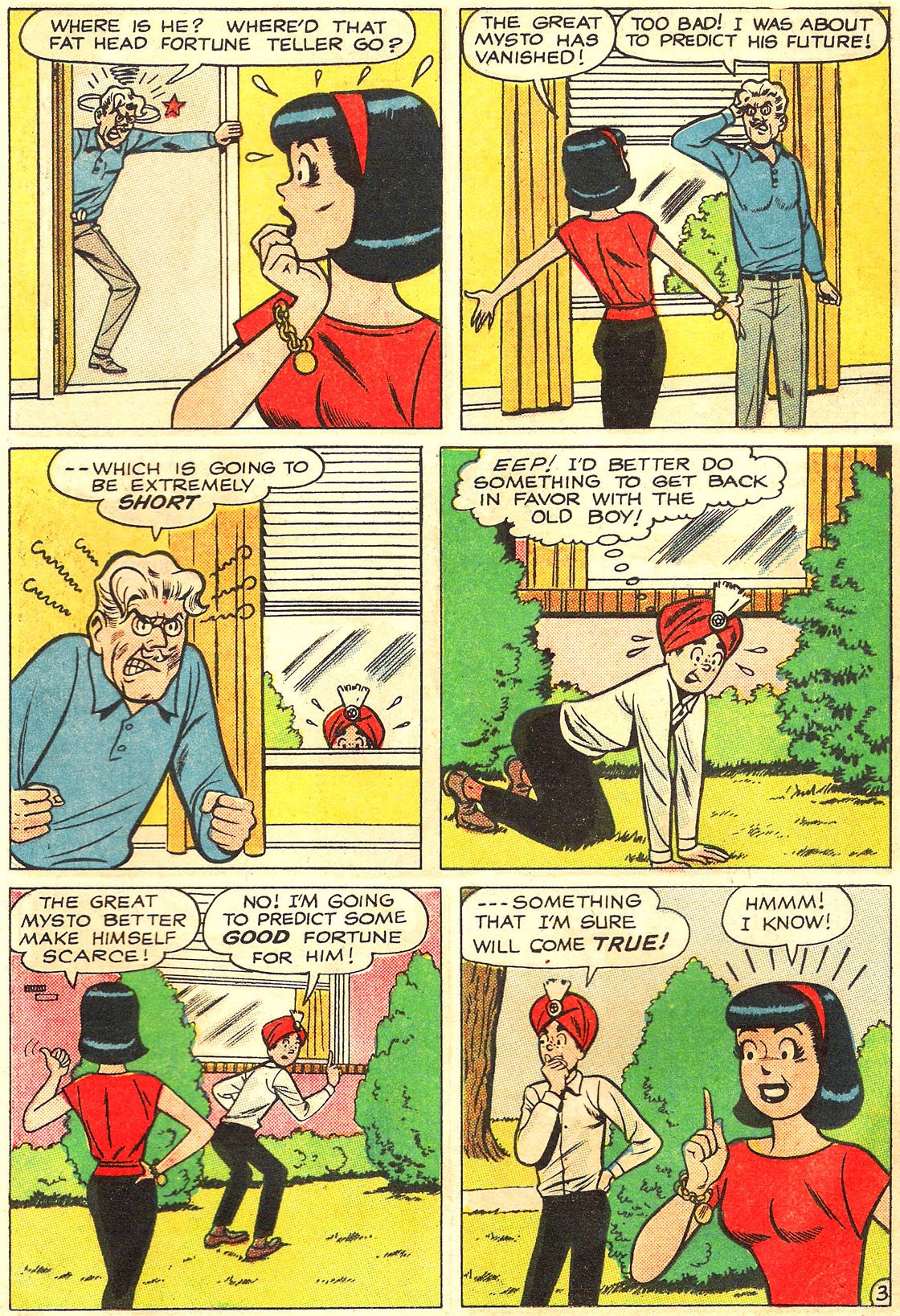 Read online Archie (1960) comic -  Issue #160 - 31