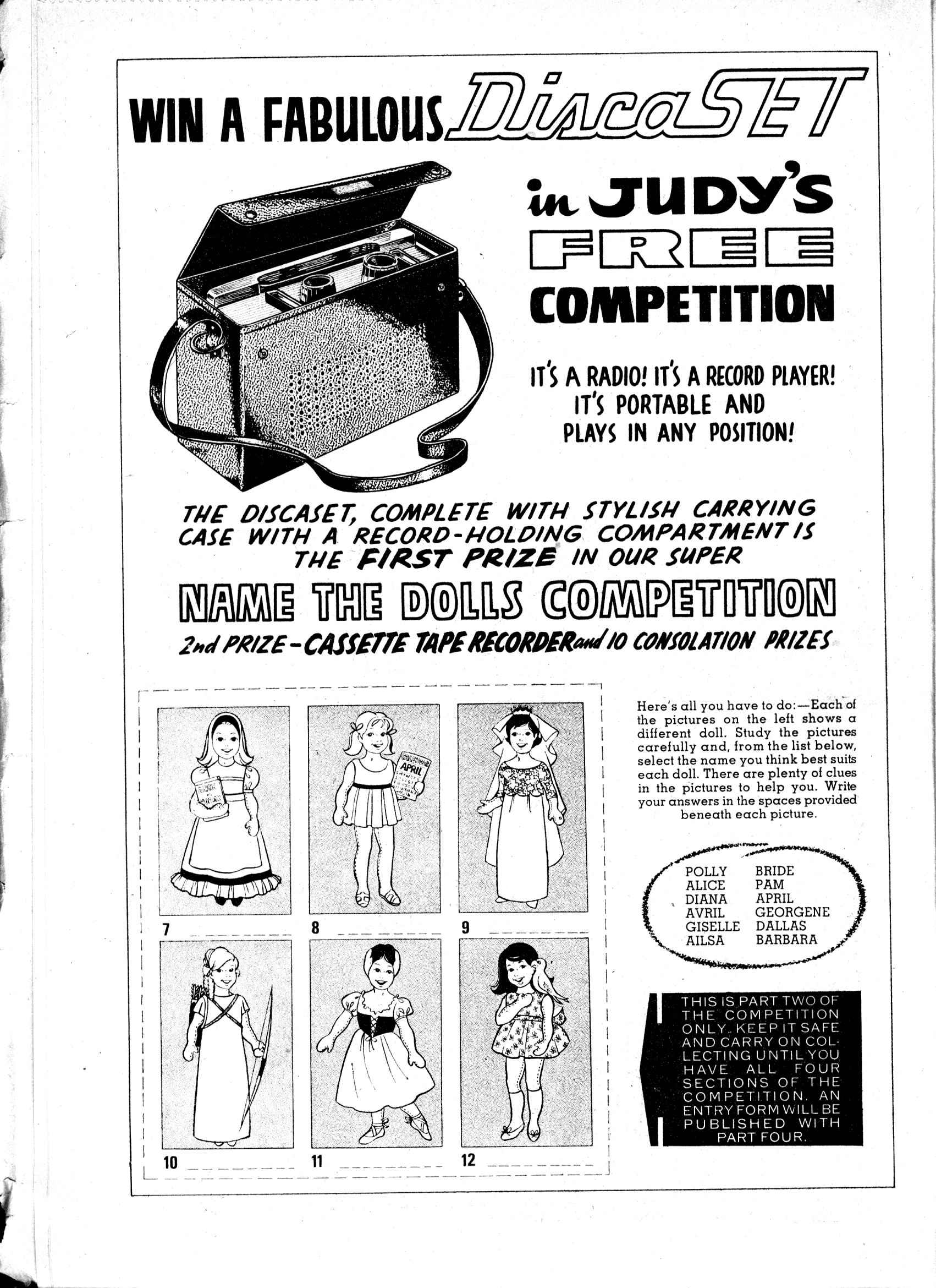 Read online Judy comic -  Issue #395 - 10