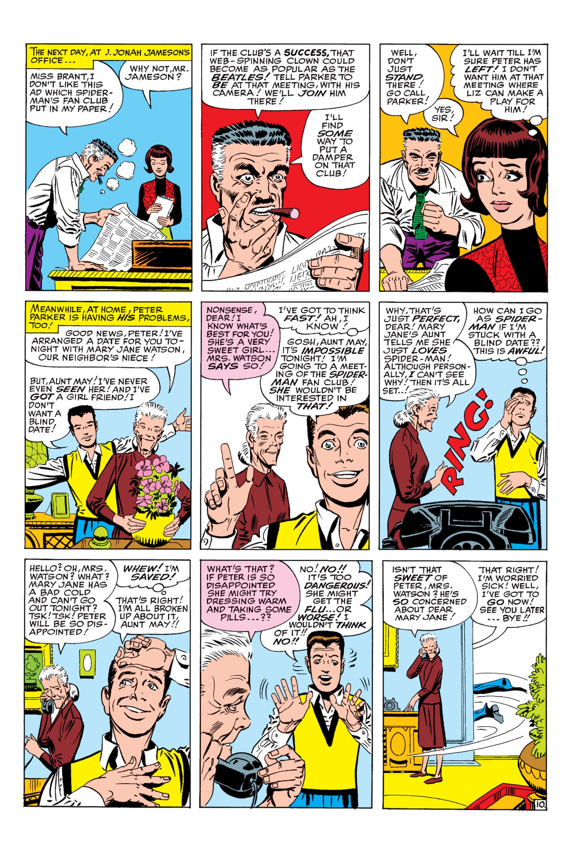 The Amazing Spider-Man (1963) 17 Page 10