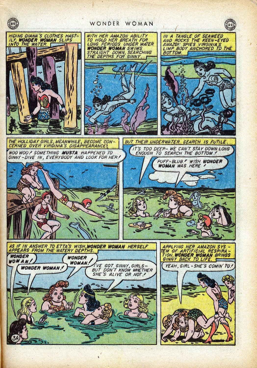 Read online Wonder Woman (1942) comic -  Issue #10 - 6