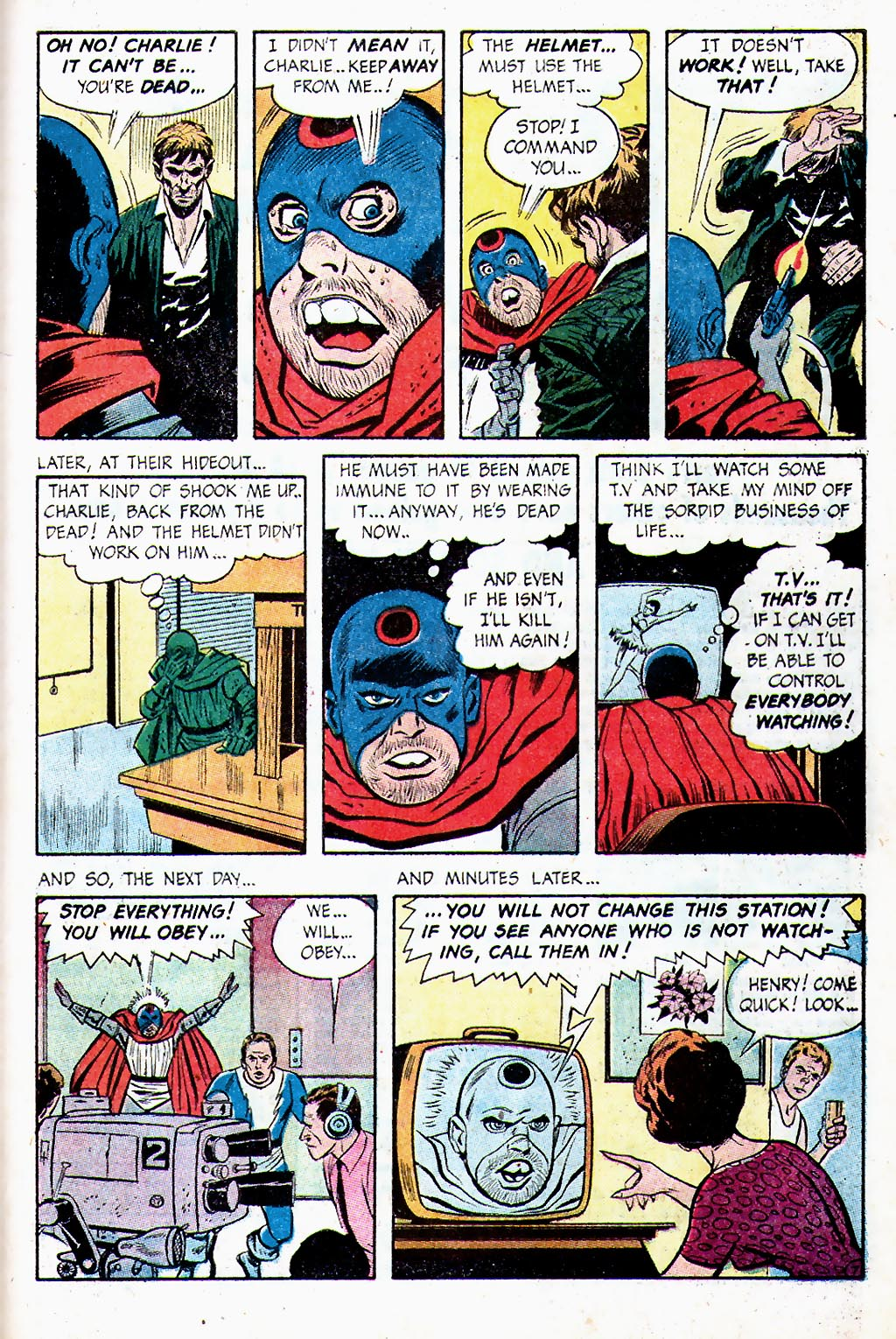 T.H.U.N.D.E.R. Agents (1965) issue 13 - Page 42