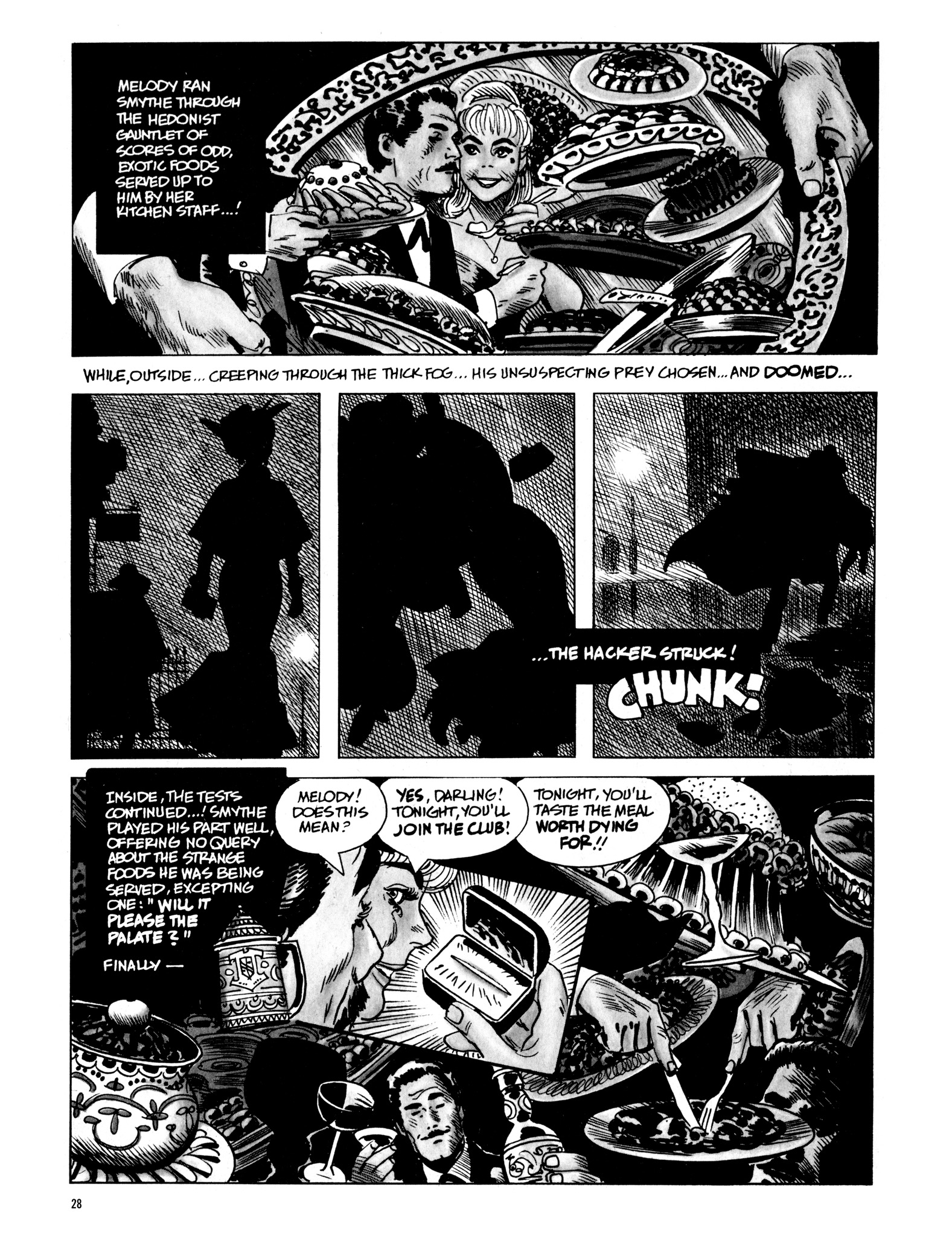 Read online Eerie Archives comic -  Issue # TPB 14 - 29