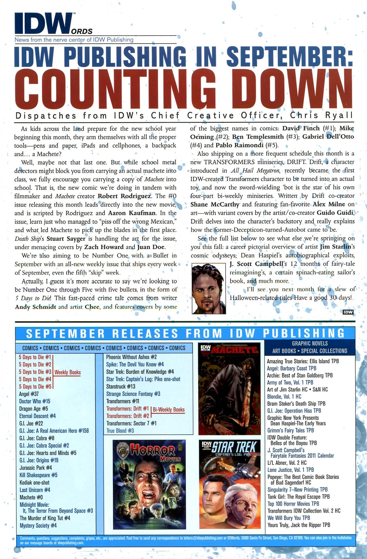 Read online True Blood (2010) comic -  Issue #3 - 26
