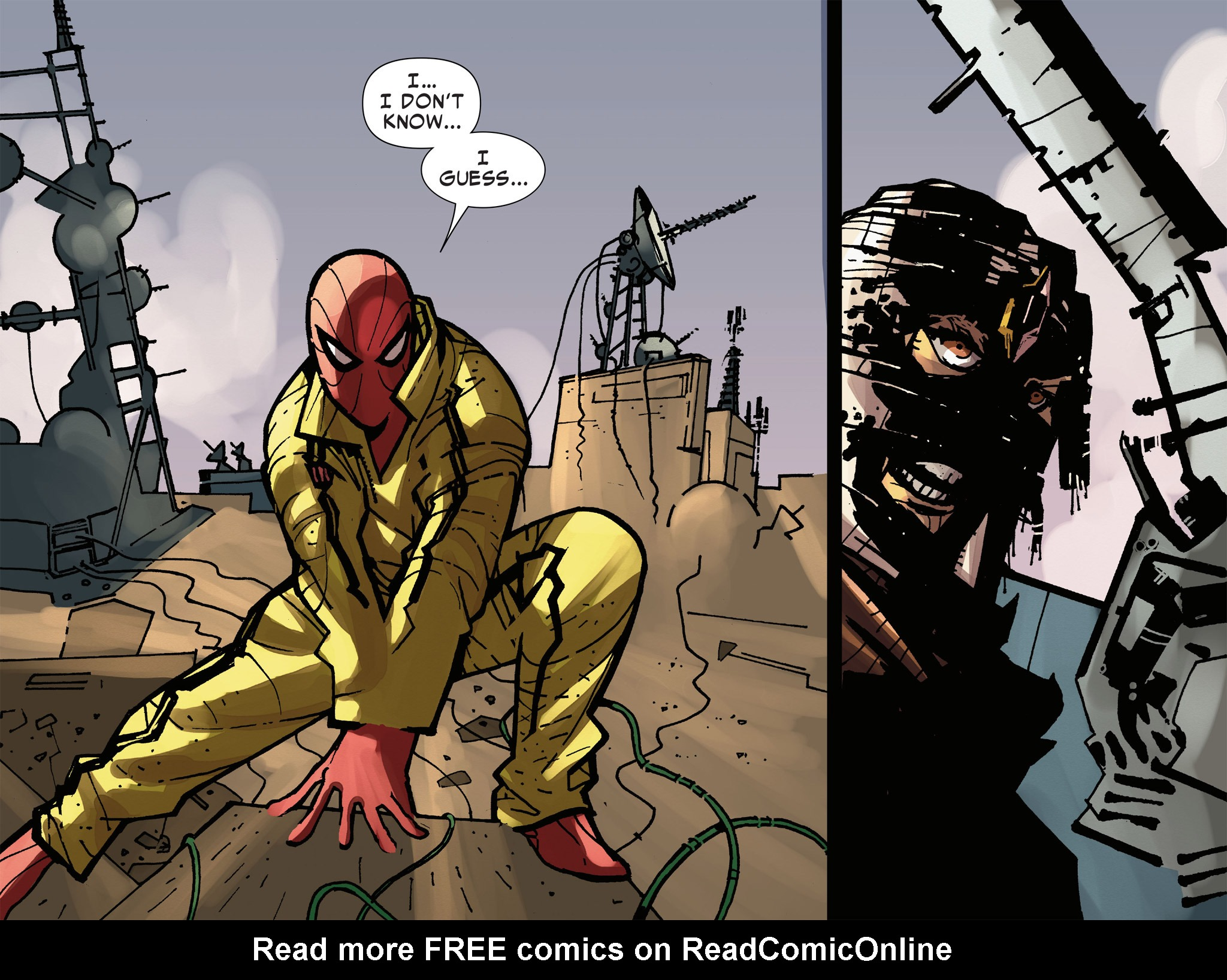 Read online Amazing Spider-Man: Who Am I? comic -  Issue # Full (Part 3) - 182