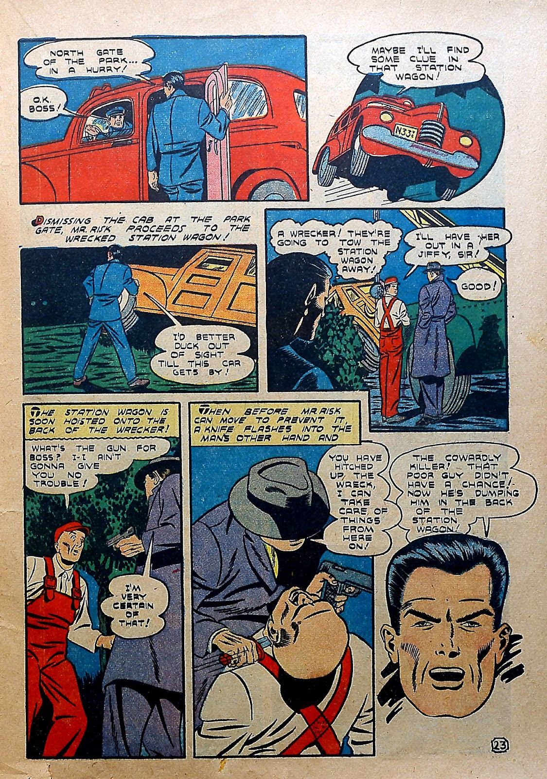 Our Flag Comics issue 5 - Page 20