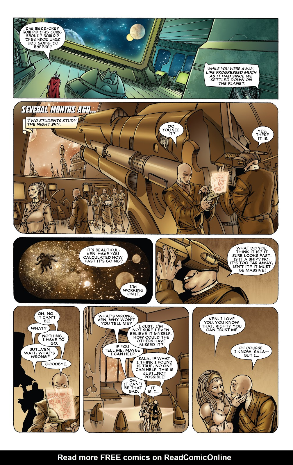 Read online Thor: Ragnaroks comic -  Issue # TPB (Part 3) - 96