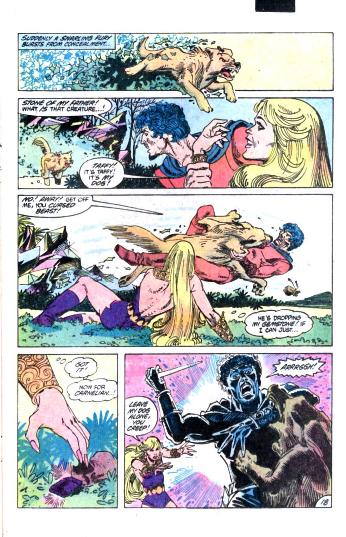Read online Amethyst, Princess of Gemworld comic -  Issue #2 - 19