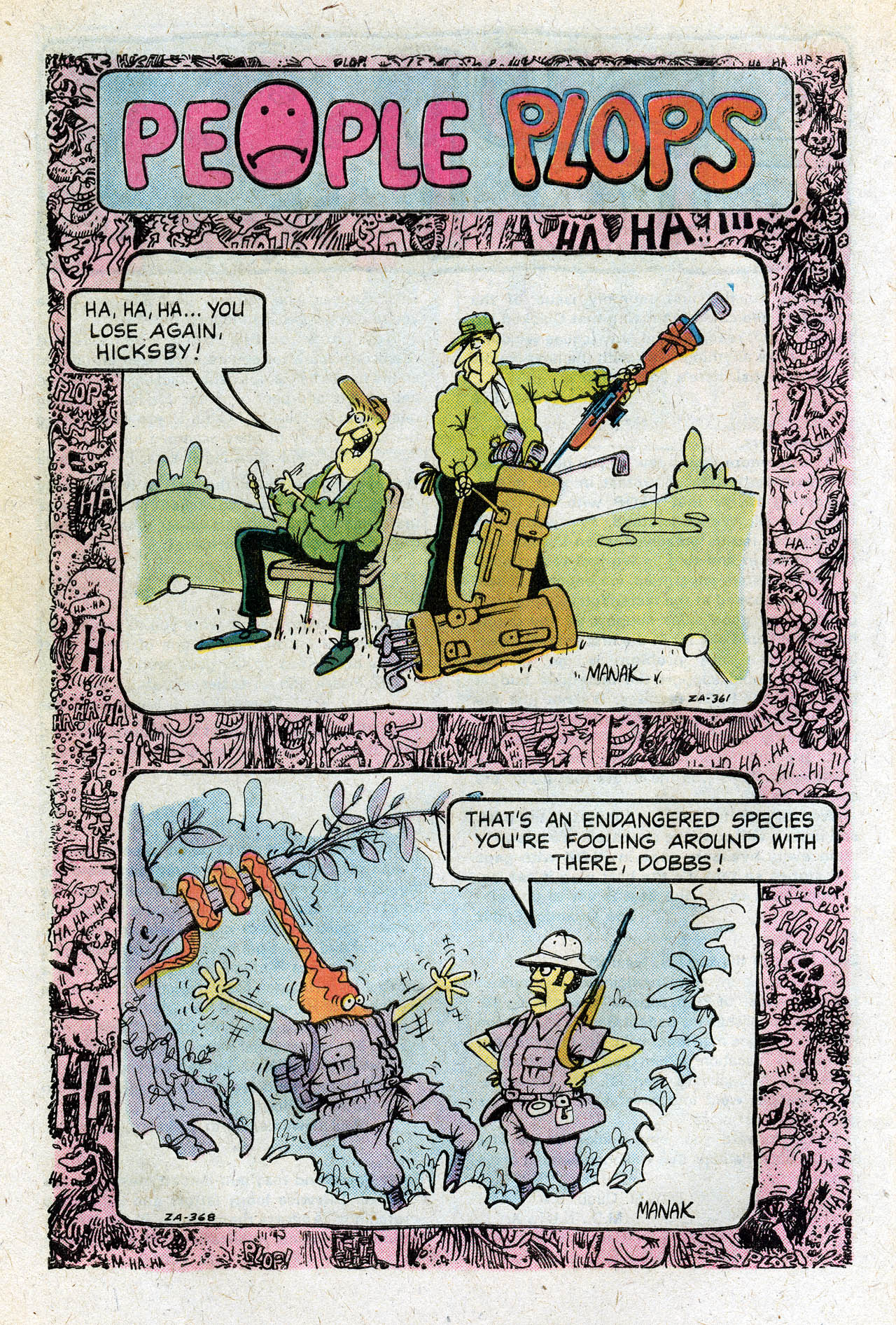 Read online Plop! comic -  Issue #11 - 28