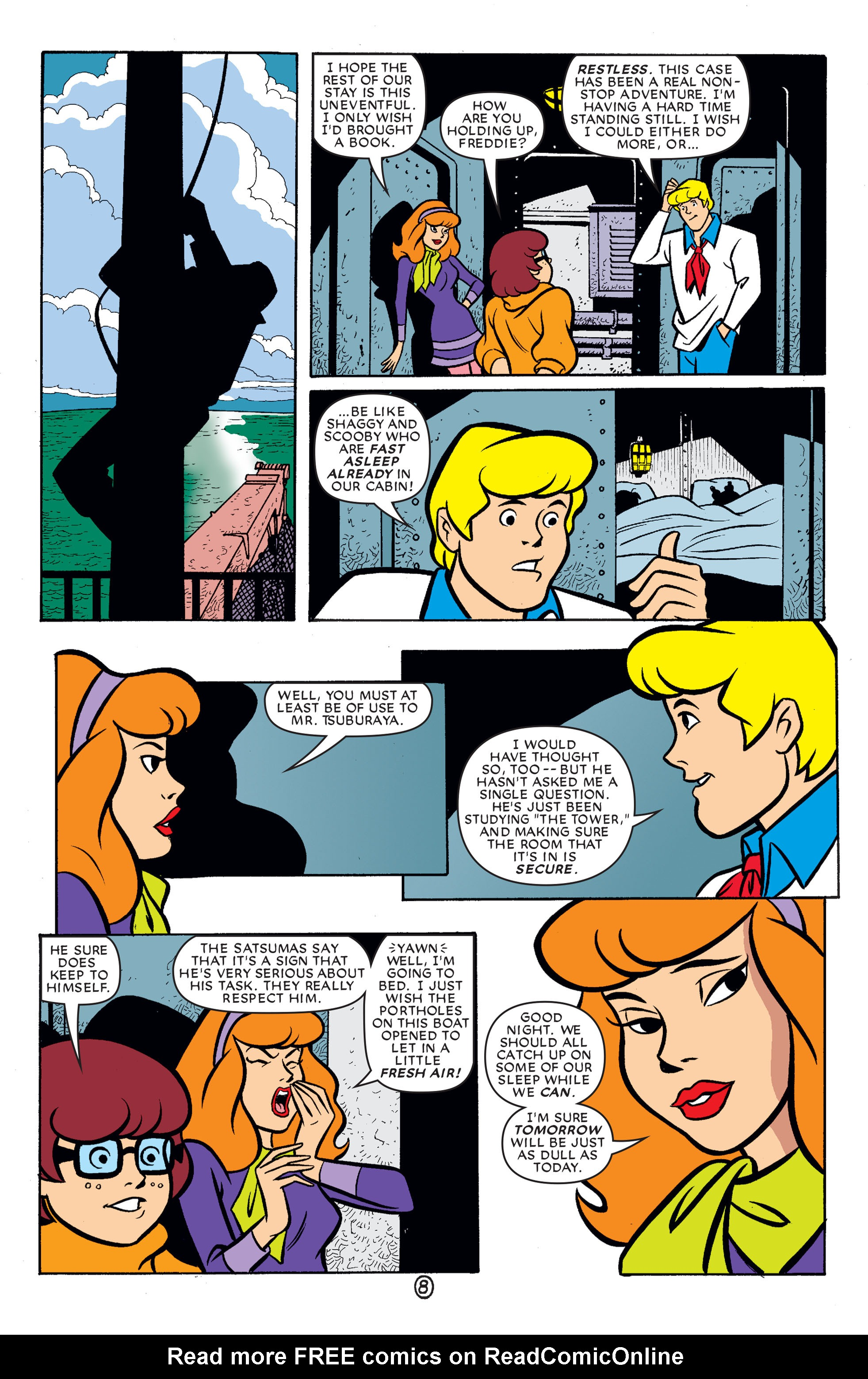 Read online Scooby-Doo (1997) comic -  Issue #64 - 19