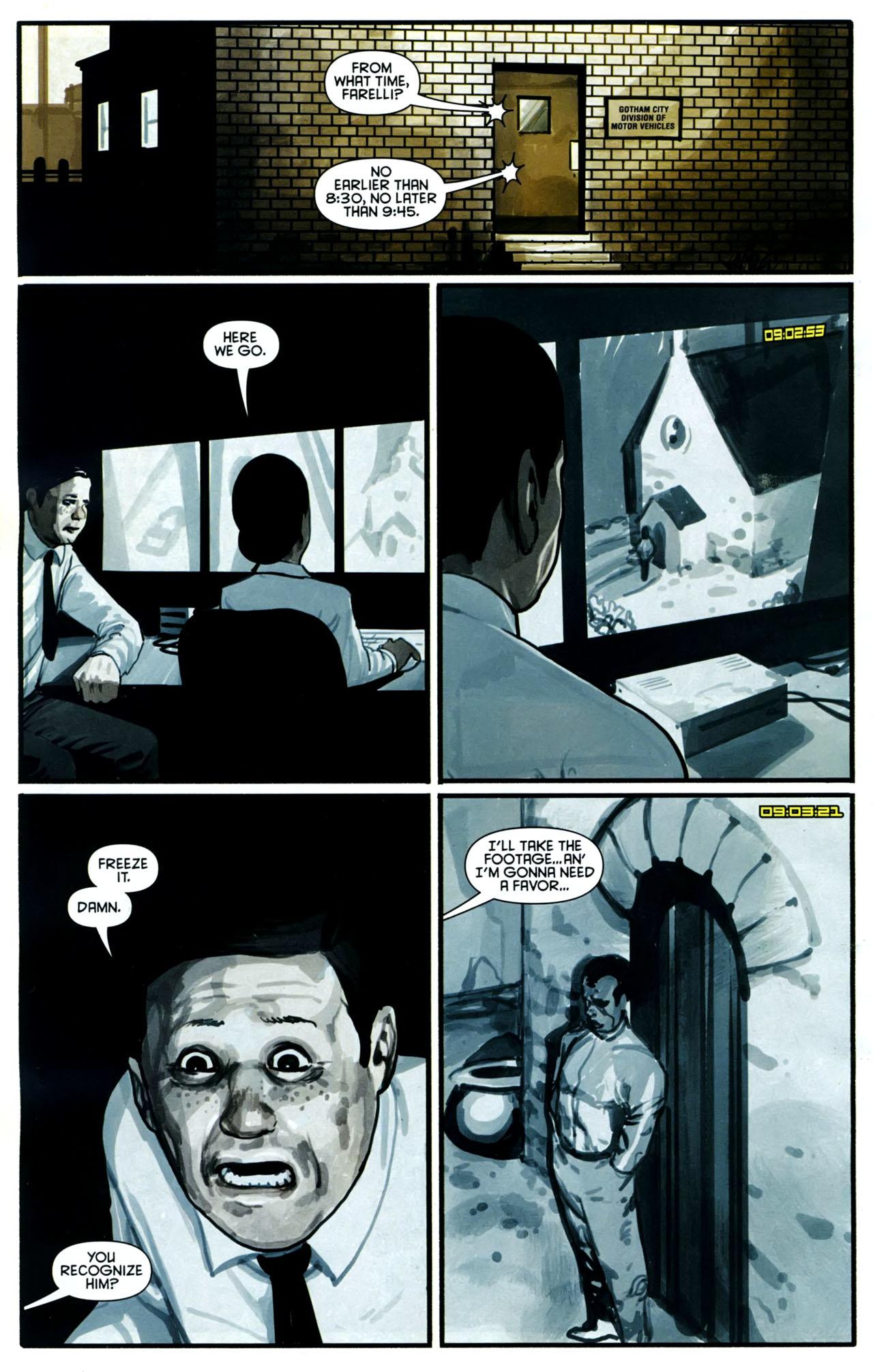 Read online Azrael: Death's Dark Knight comic -  Issue #2 - 24