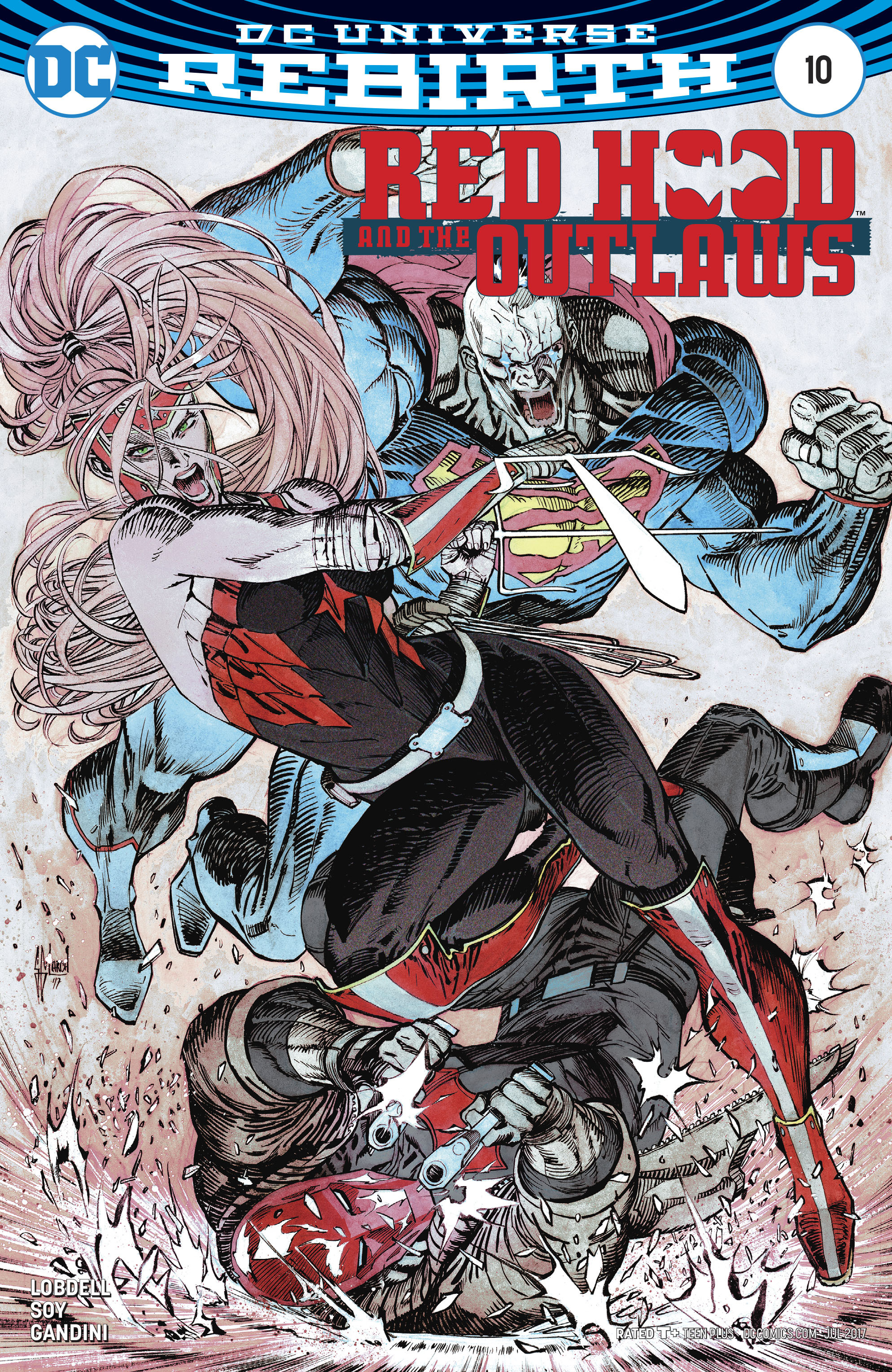 Read online Red Hood and the Outlaws (2016) comic -  Issue #10 - 3