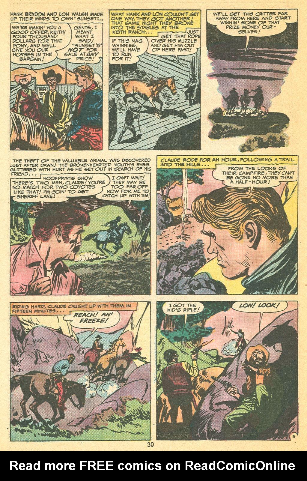 Read online Two-Gun Kid comic -  Issue #108 - 31