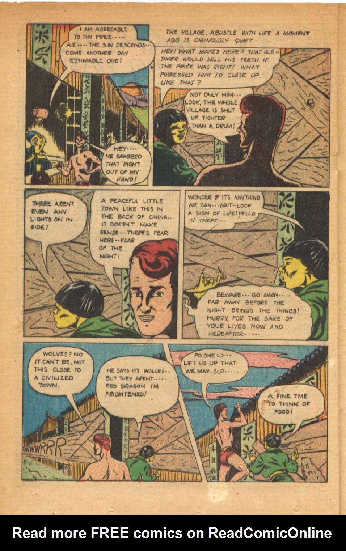 Read online Super-Magician Comics comic -  Issue #54 - 29