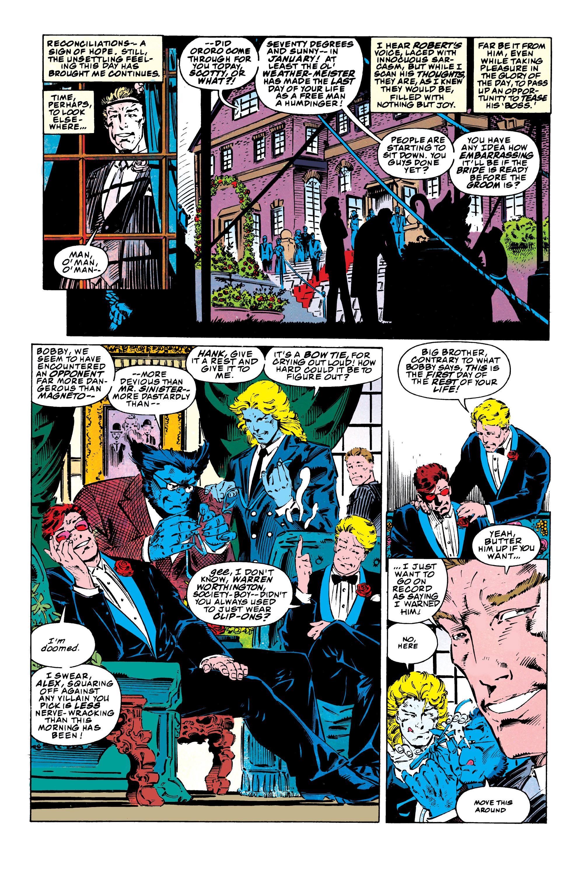 X-Men (1991) 30 Page 5