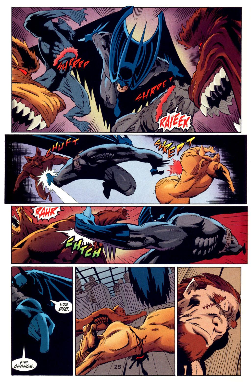 Read online Batman: Haunted Gotham comic -  Issue #2 - 30