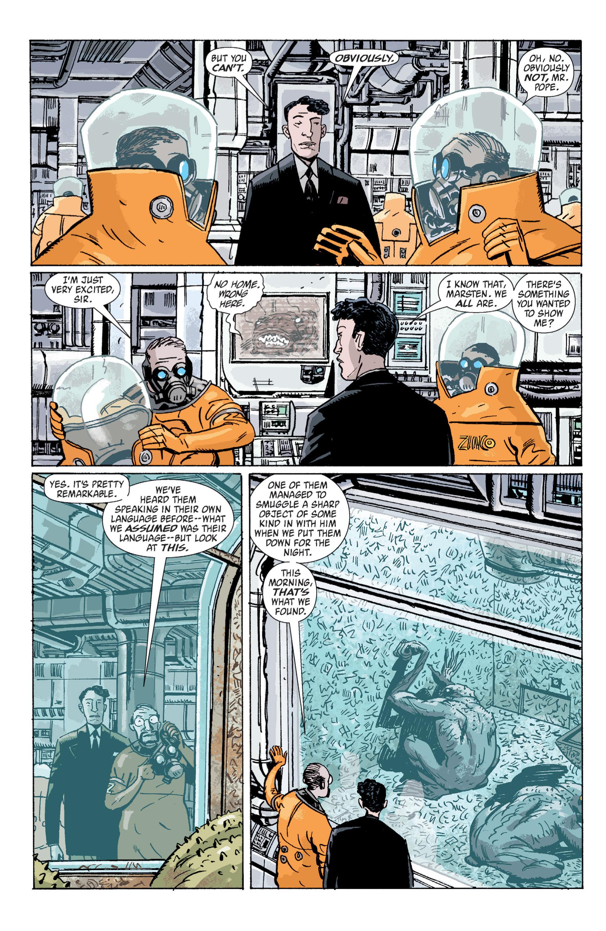 Read online B.P.R.D. (2003) comic -  Issue # TPB 5 - 41