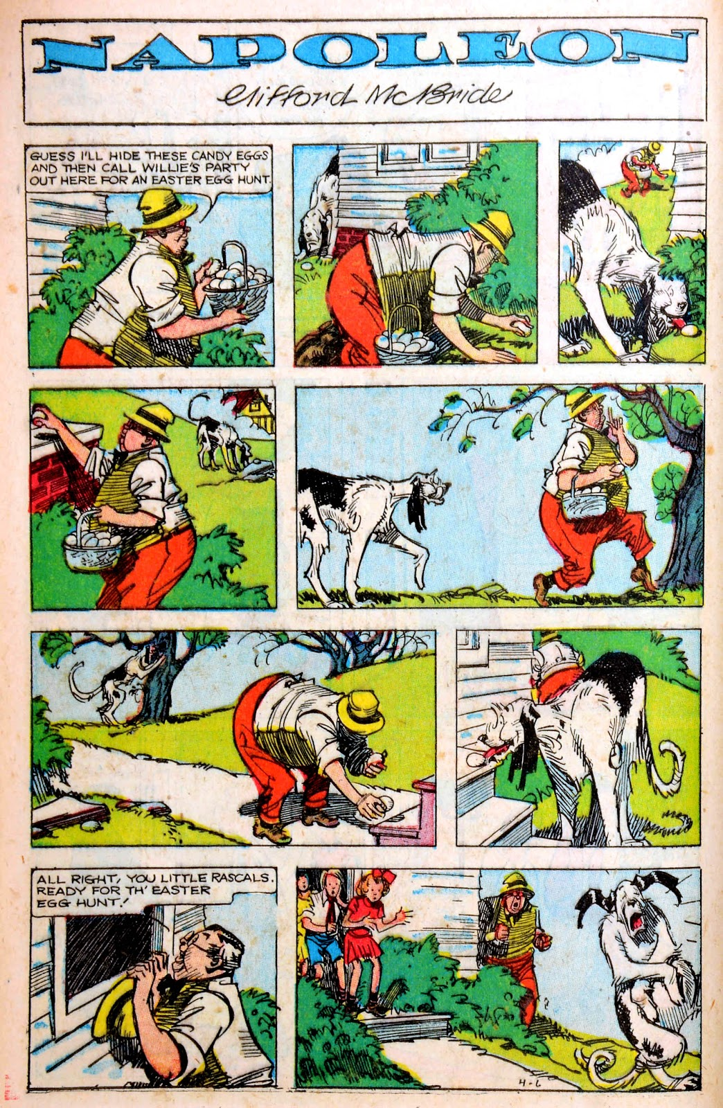 Read online Famous Funnies comic -  Issue #194 - 20