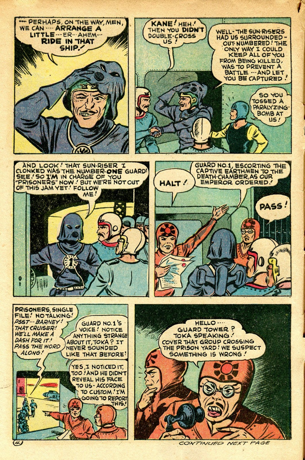 Read online Famous Funnies comic -  Issue #129 - 8