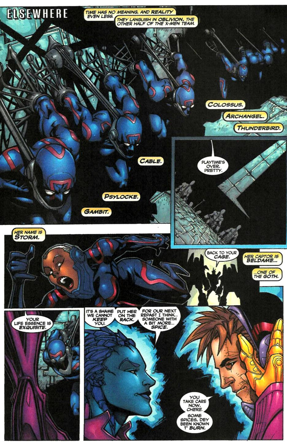 X-Men (1991) 104 Page 10