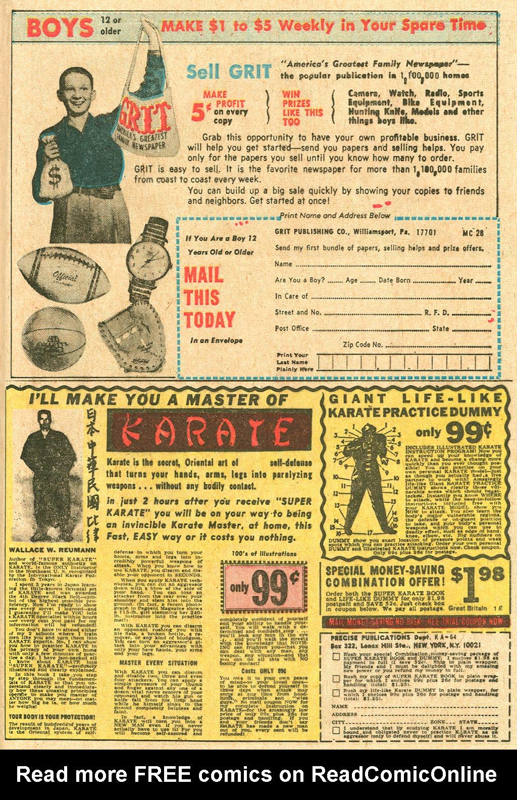 Read online Two-Gun Kid comic -  Issue #92 - 29
