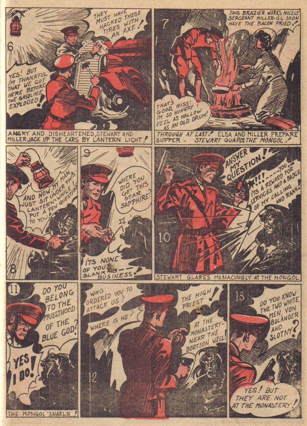 Read online Adventure Comics (1938) comic -  Issue #24 - 57