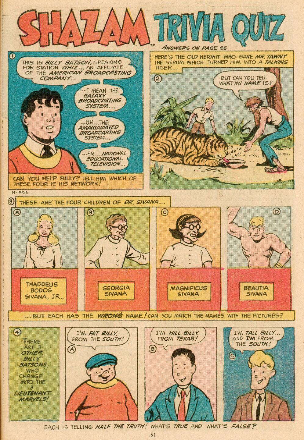 Read online Shazam! (1973) comic -  Issue #14 - 51