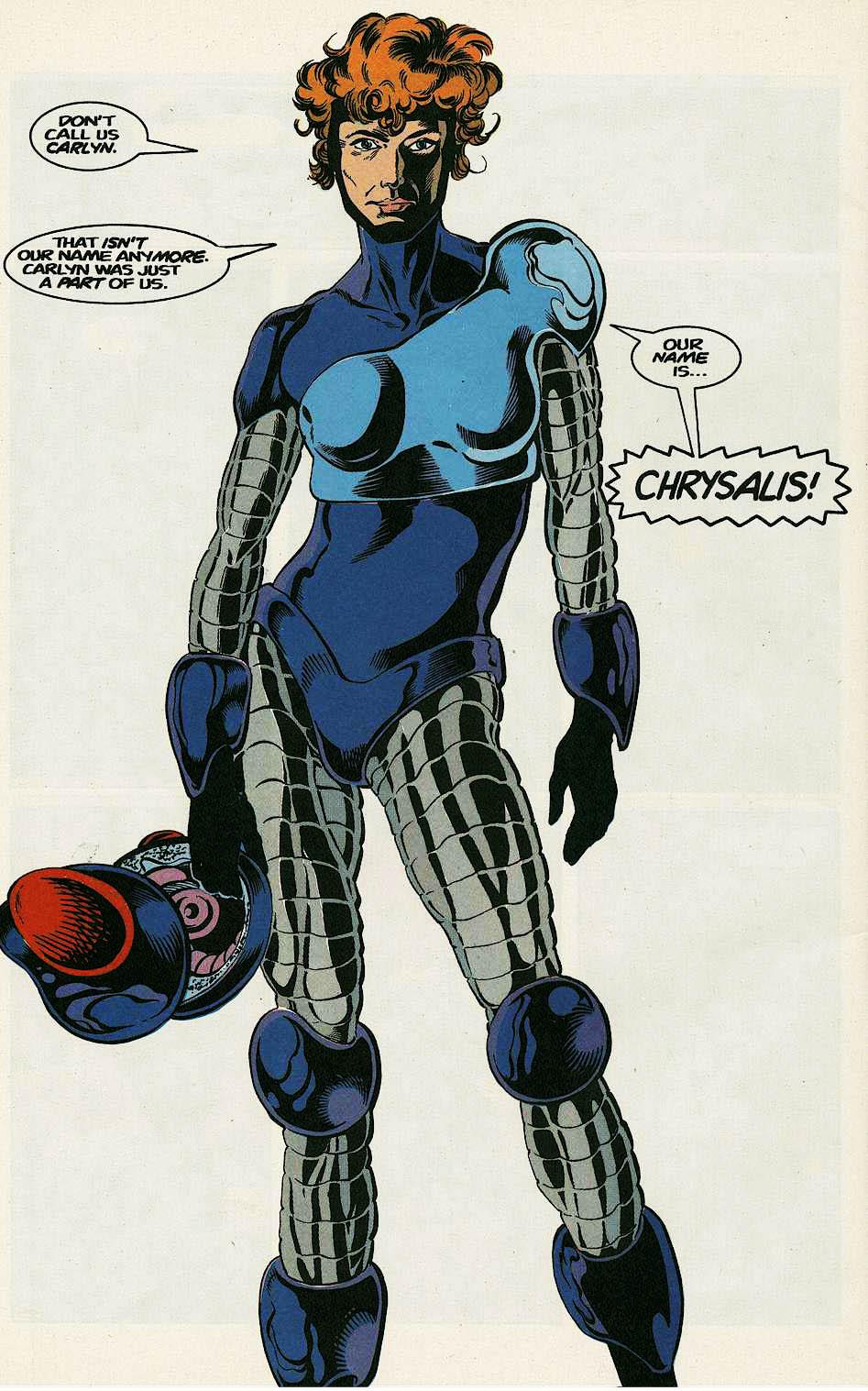 Elementals (1984) issue 17 - Page 28