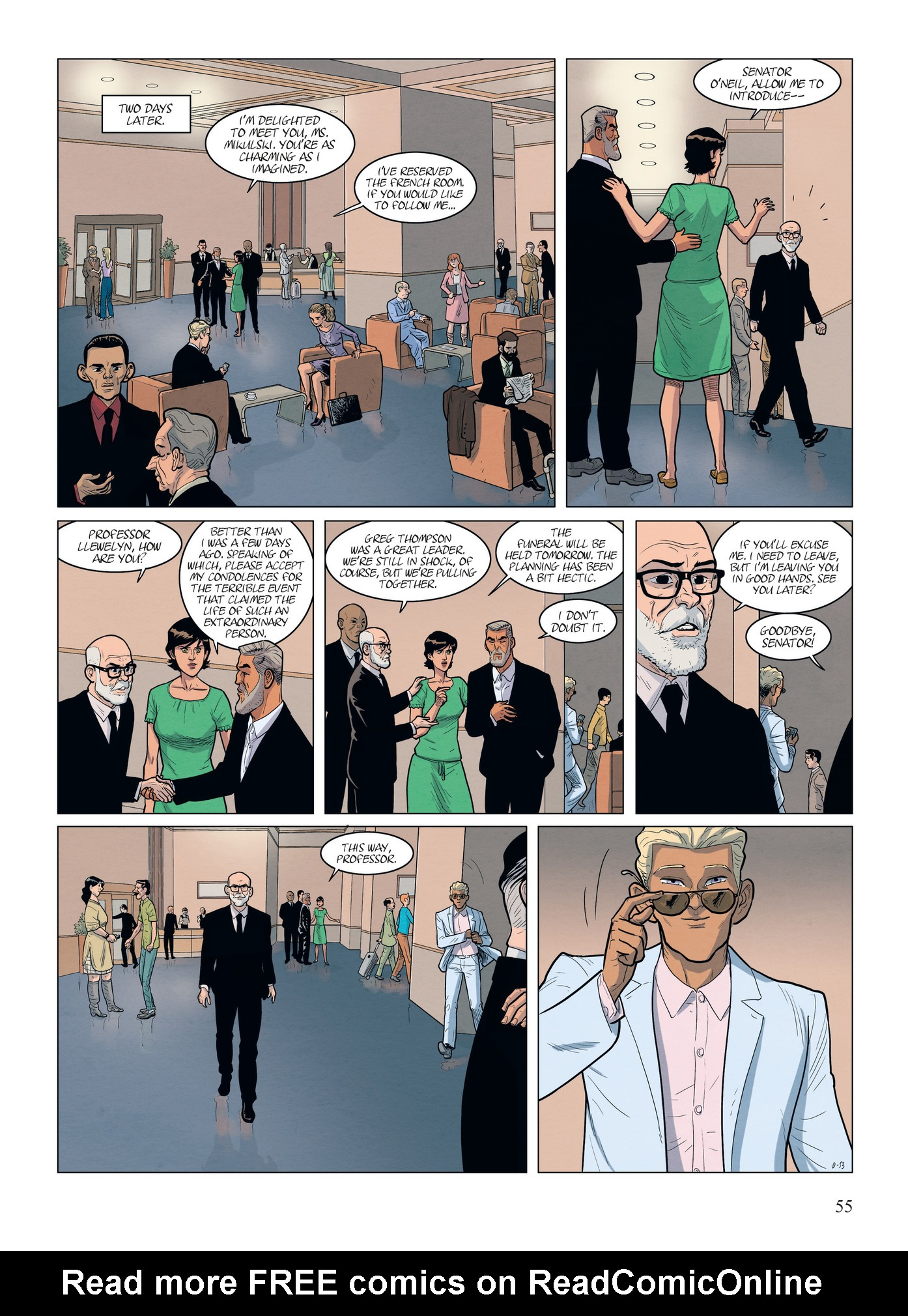 Read online Alter Ego comic -  Issue #9 - 57
