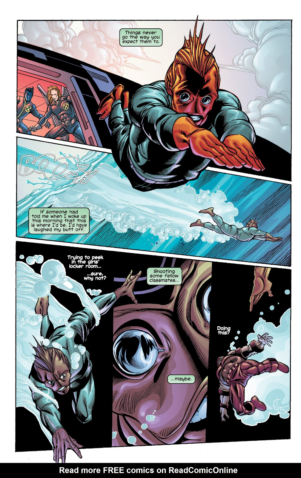 Read online X-Men: Unstoppable comic -  Issue # TPB (Part 1) - 71
